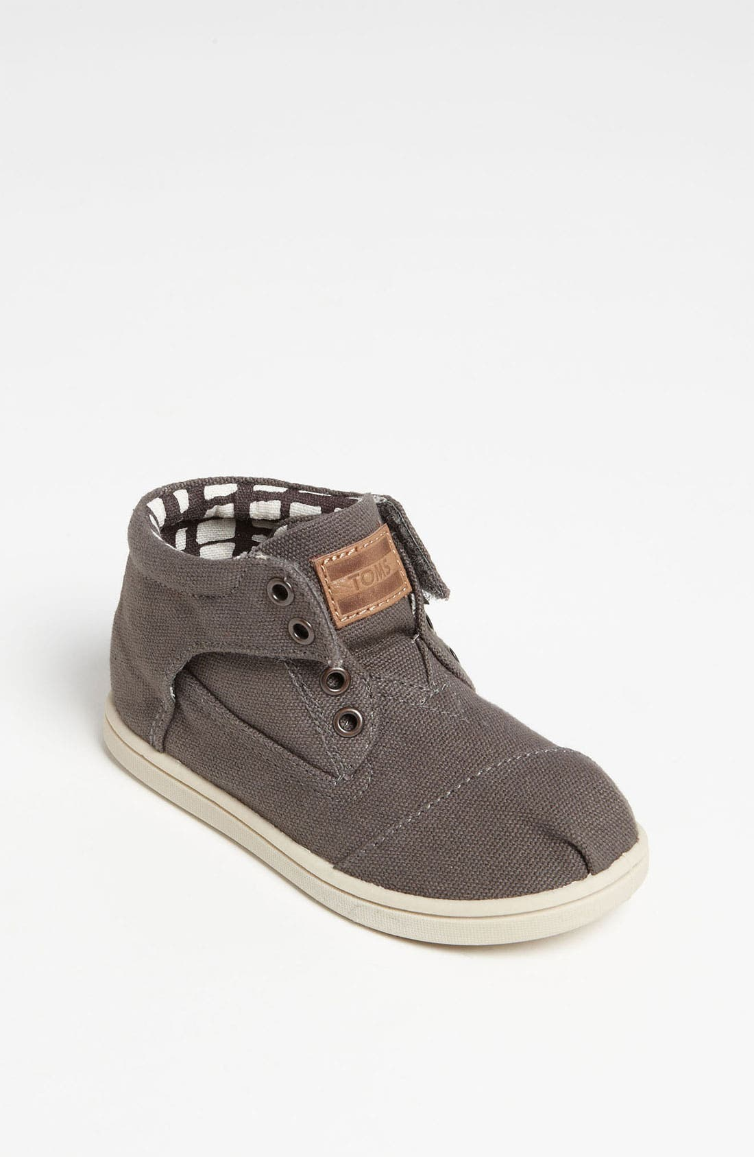 Main Image - TOMS 'Botas - Tiny' Canvas Boot (Baby, Walker & Toddler)