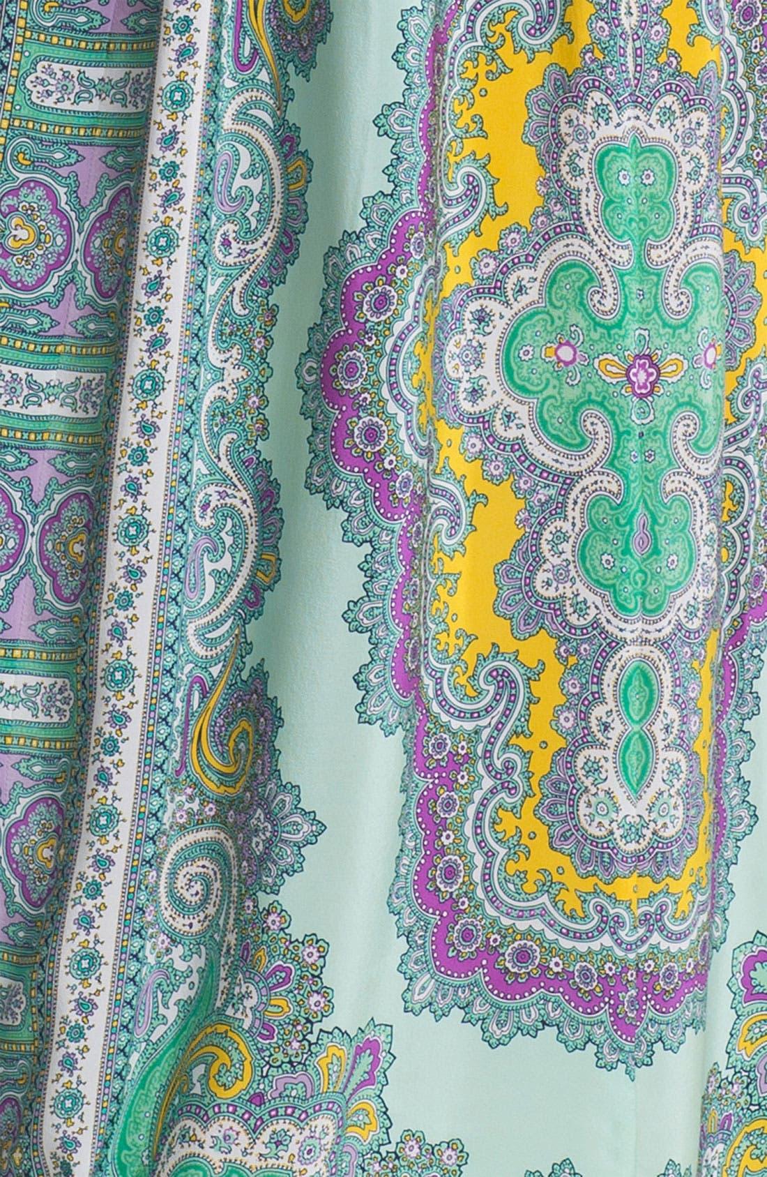 Alternate Image 3  - Nanette Lepore 'Beach Lover' Silk Maxi Dress