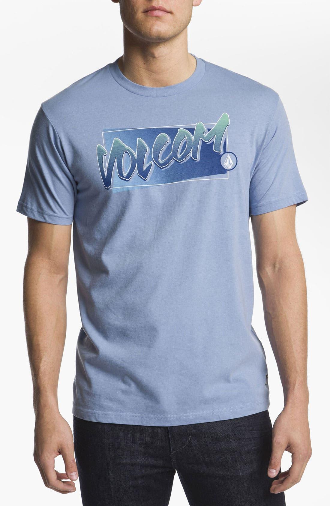 Alternate Image 1 Selected - Volcom 'V-Core' T-Shirt
