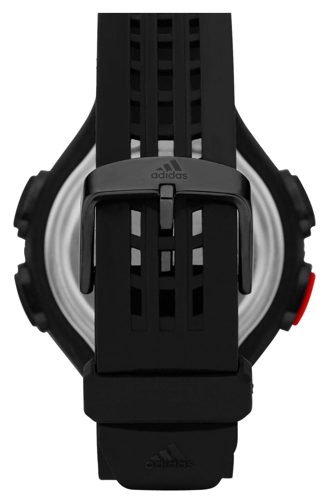 Alternate Image 2  - adidas Performance 'Referee' Round Digital Sport Watch