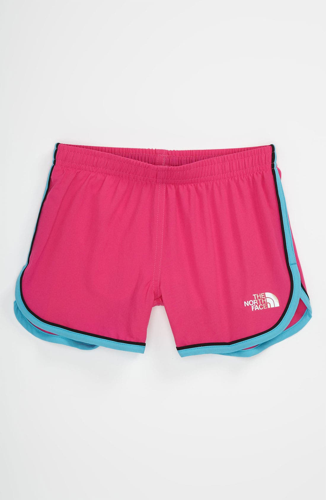 Main Image - The North Face 'Velocitee' Shorts (Big Girls)