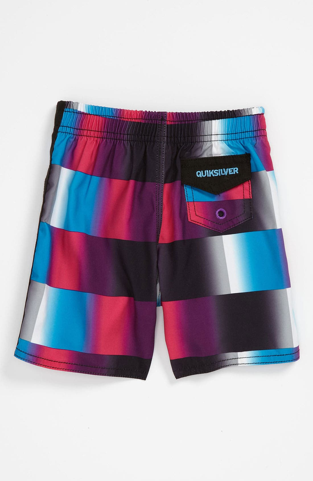 Alternate Image 2  - Quiksilver 'Get Rad' Board Shorts (Baby)