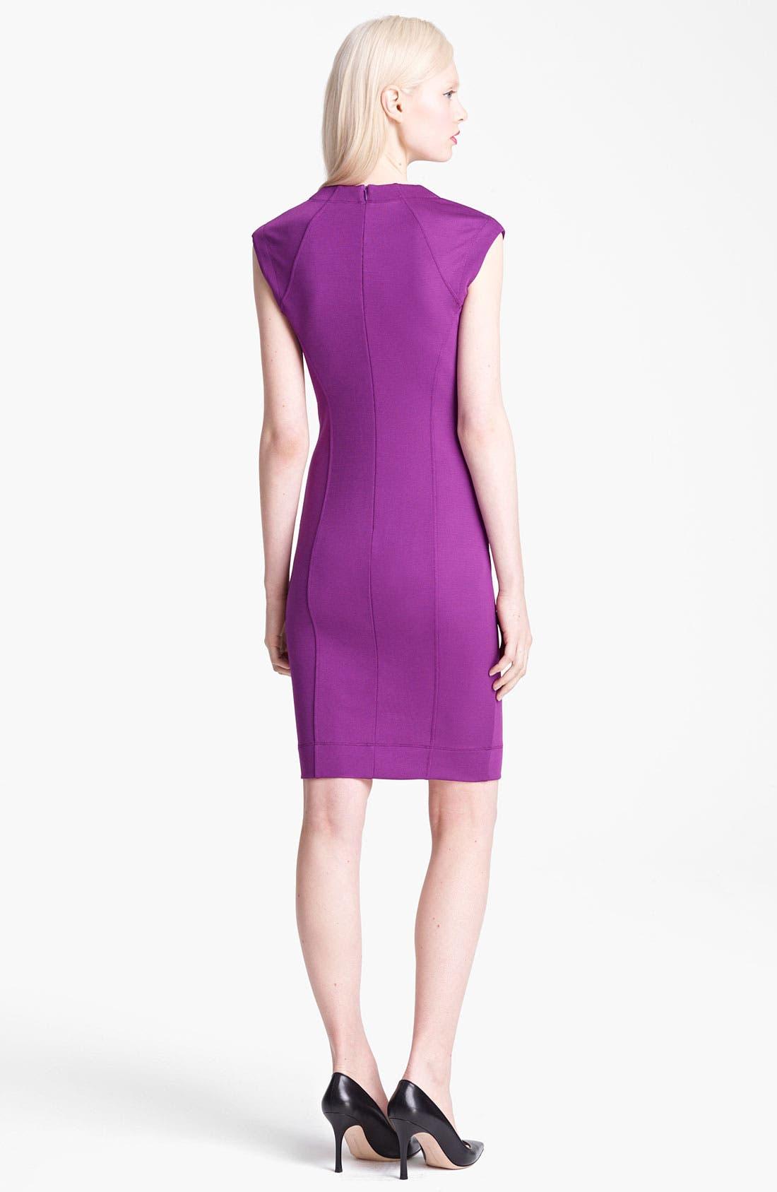 Alternate Image 2  - Moschino Cheap & Chic Jersey Dress