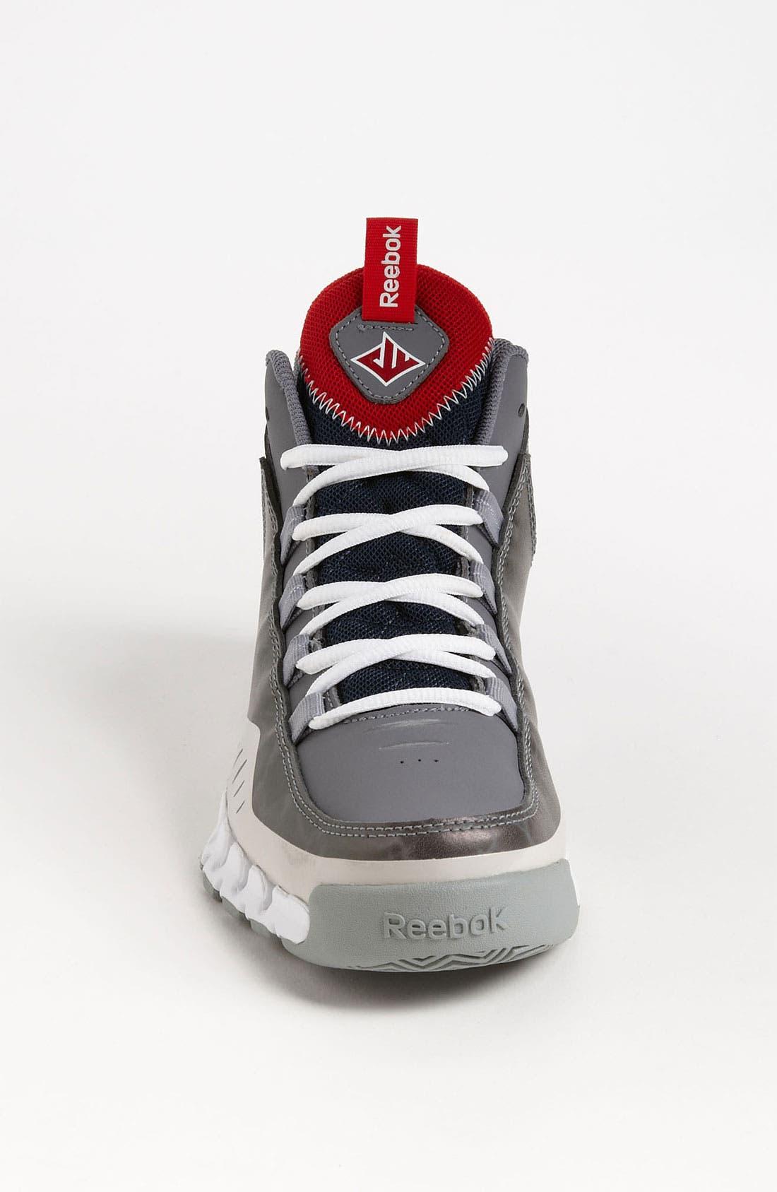Alternate Image 3  - Reebok 'Wall Season 3: ZigEscape' Basketball Shoe (Big Kids)