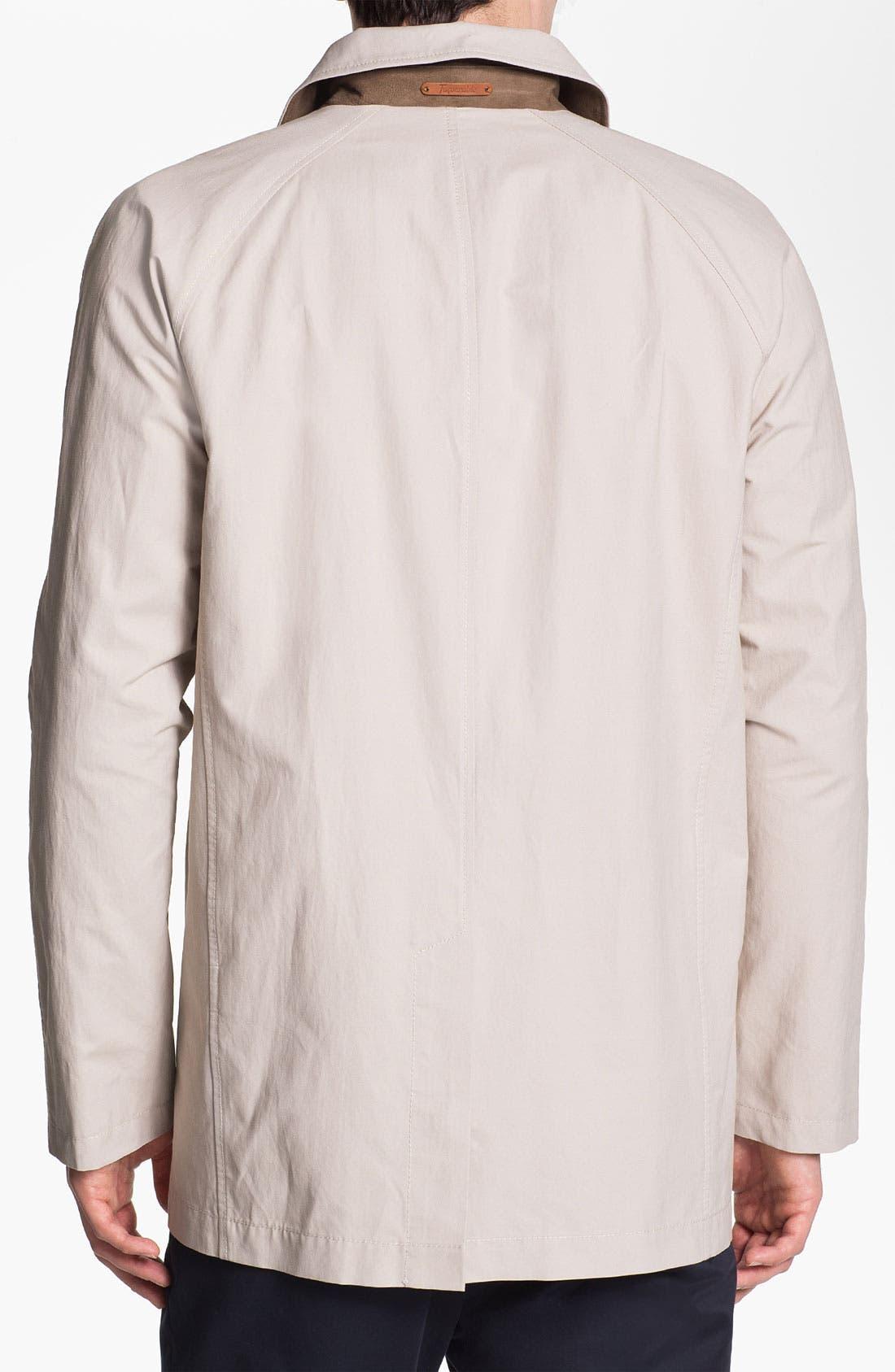 Alternate Image 2  - Façonnable Cotton Blend Jacket