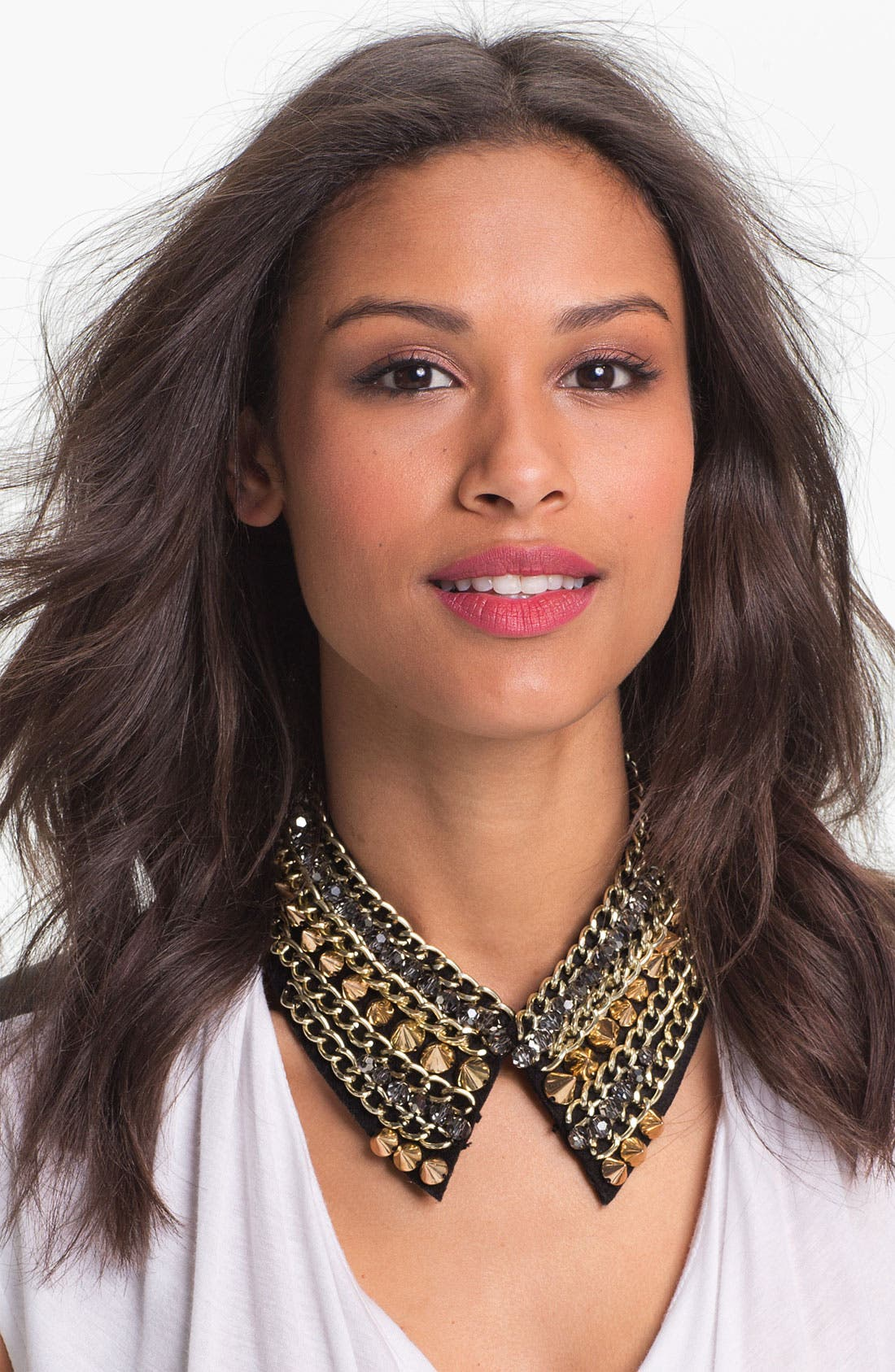 Main Image - Tasha 'Insane Chain' Collar Necklace