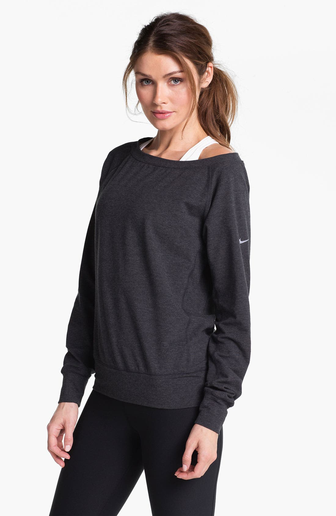 Alternate Image 1 Selected - Nike 'Critical Epic' Sweatshirt