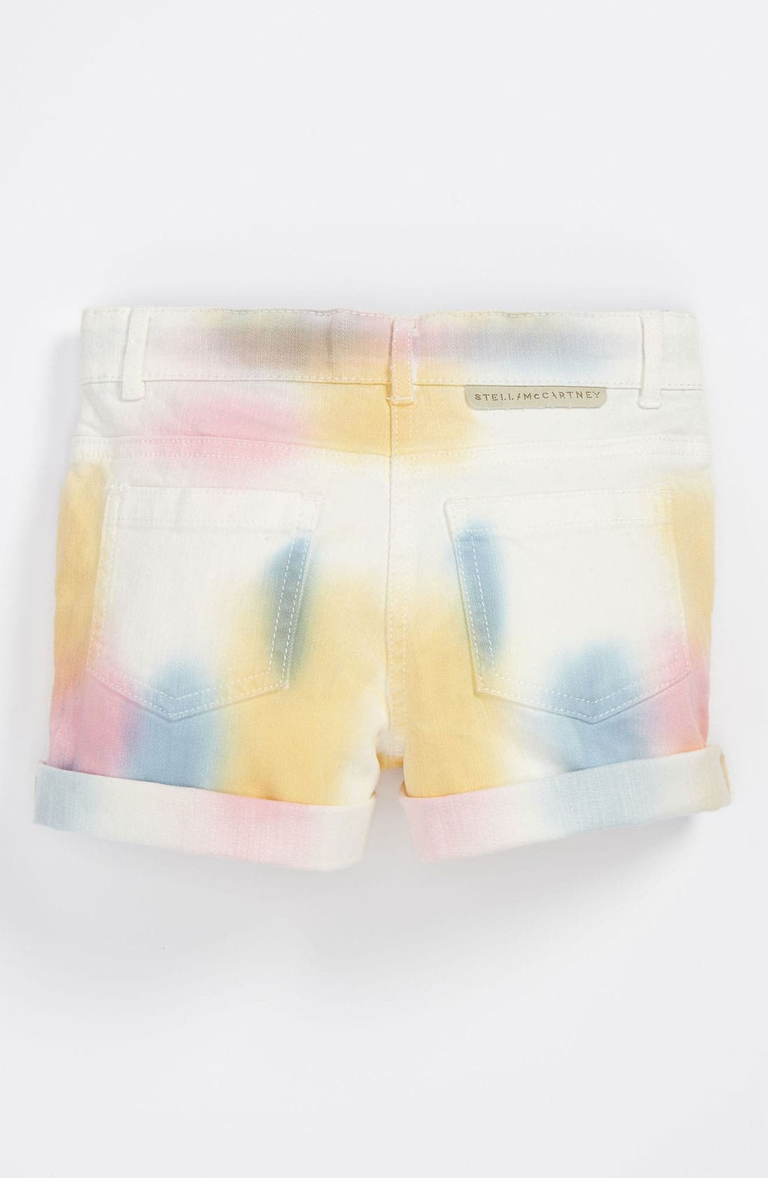Main Image - Stella McCartney Kids 'Devon' Tie Dye Shorts (Toddler, Little Girls & Big Girls)