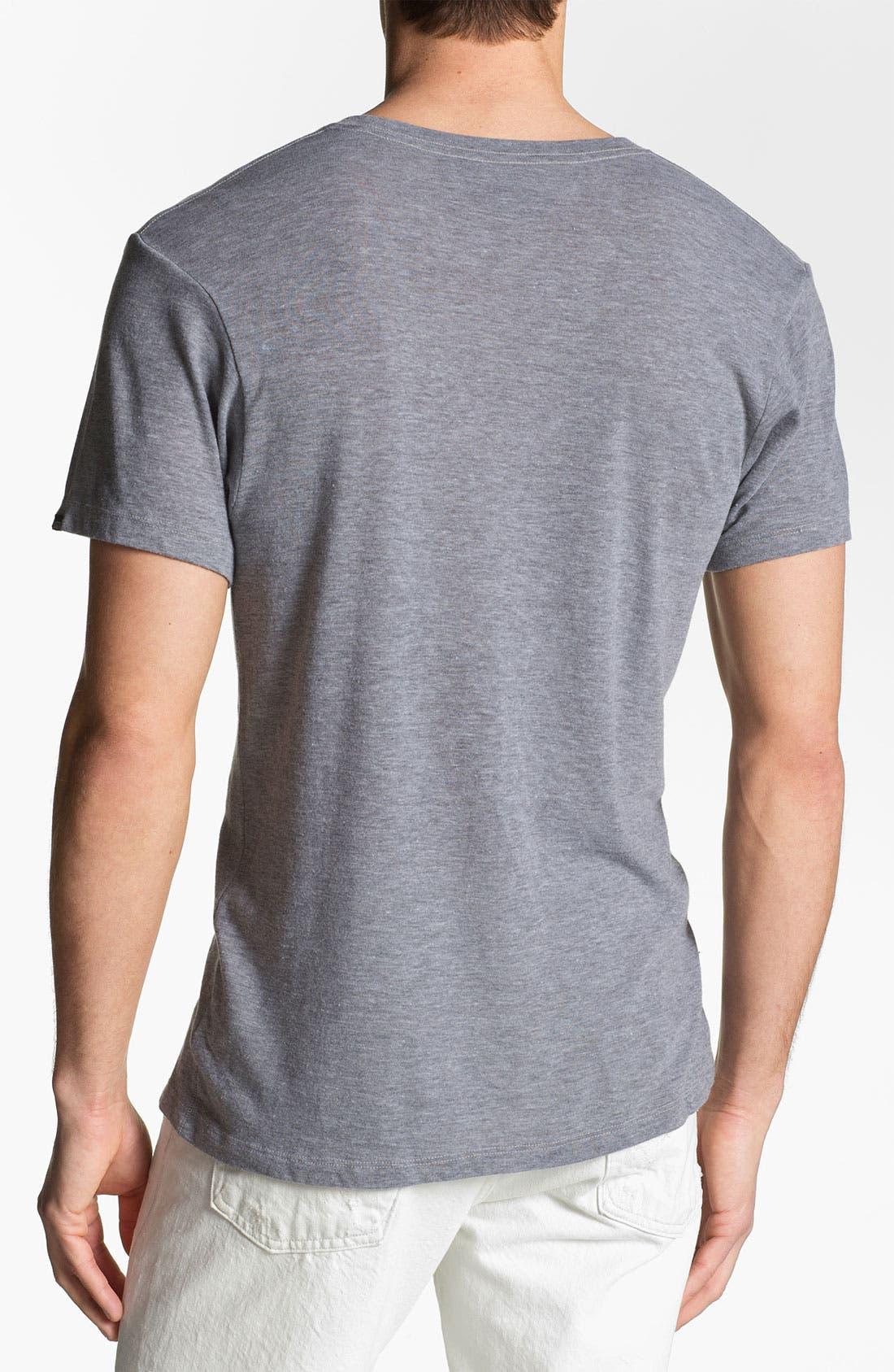 Alternate Image 2  - Vans 'Pista' T-Shirt