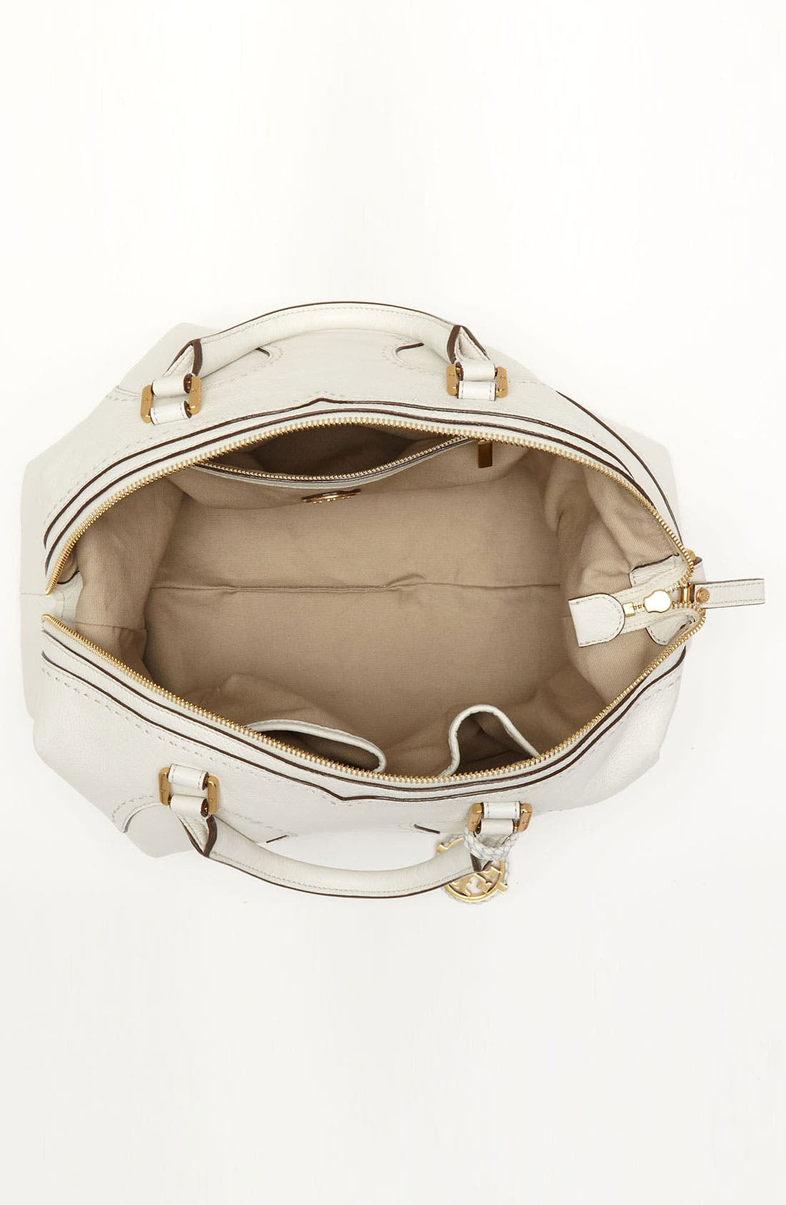 Alternate Image 3  - Tory Burch 'Amalie' Leather Satchel