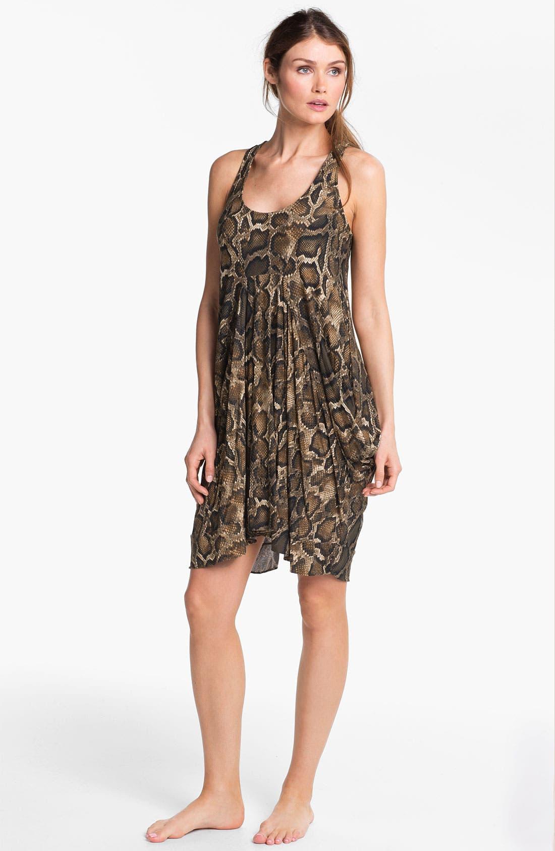 Alternate Image 1 Selected - MICHAEL Michael Kors Cover-Up Dress