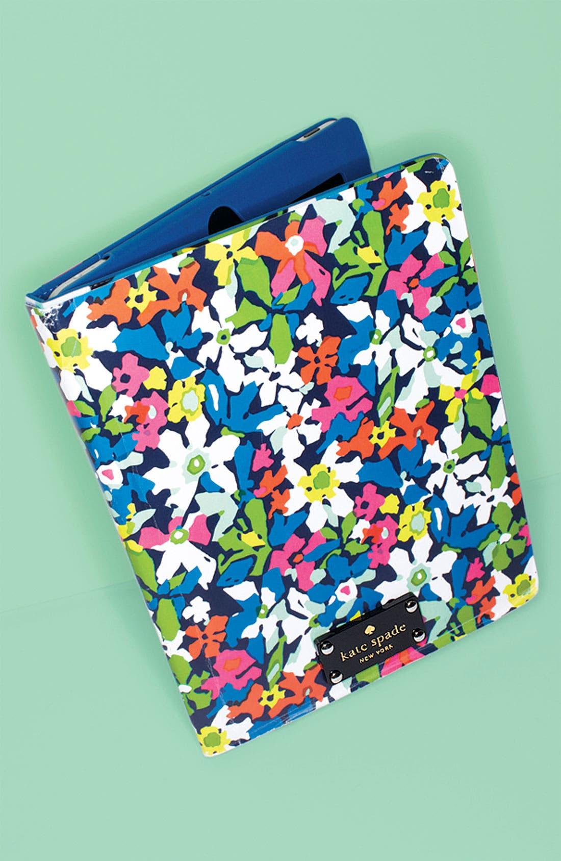 Alternate Image 5  - kate spade new york 'margherita' floral iPad case