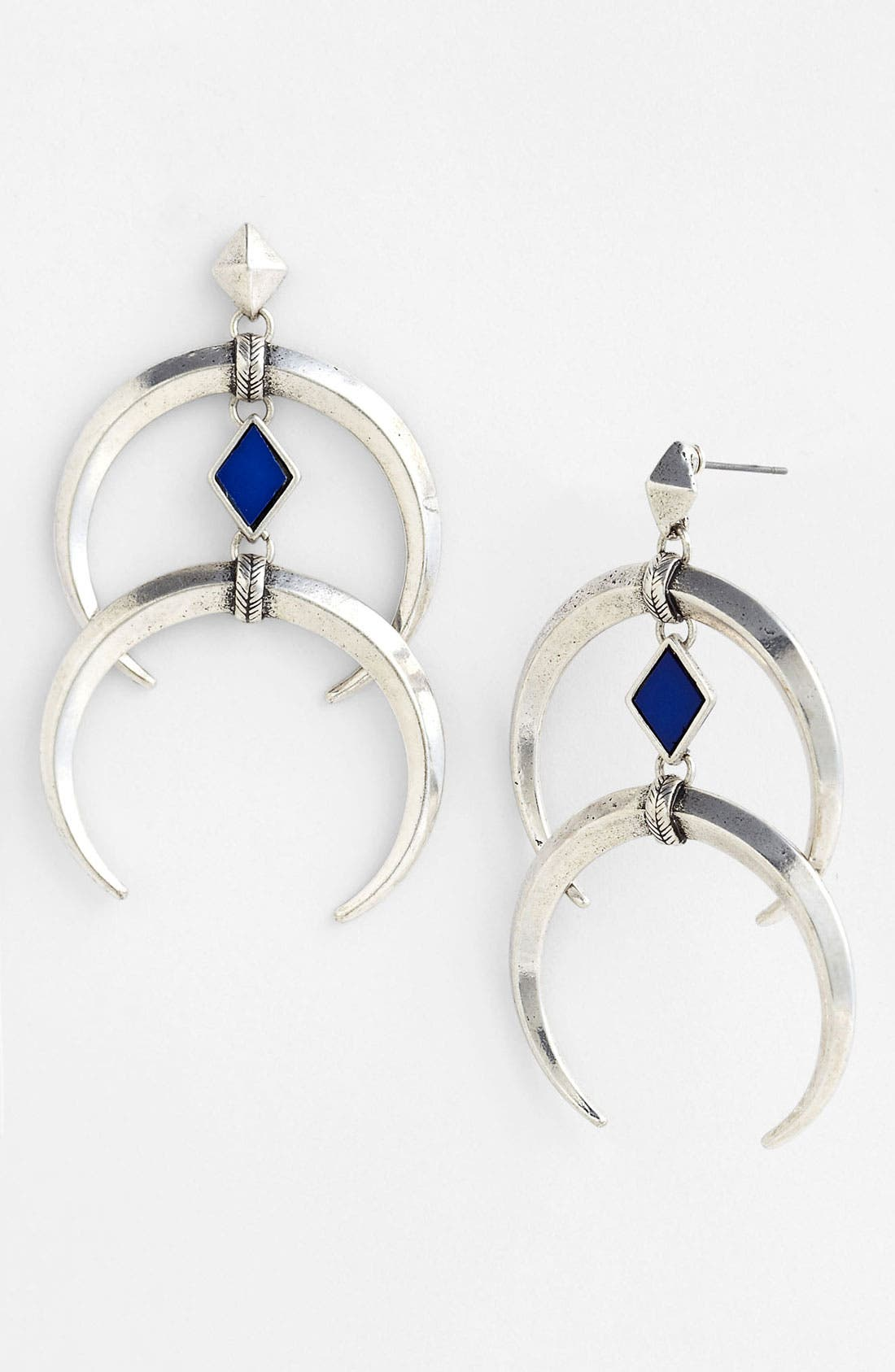 Alternate Image 1 Selected - Guinevere 'Rance' Drop Earrings