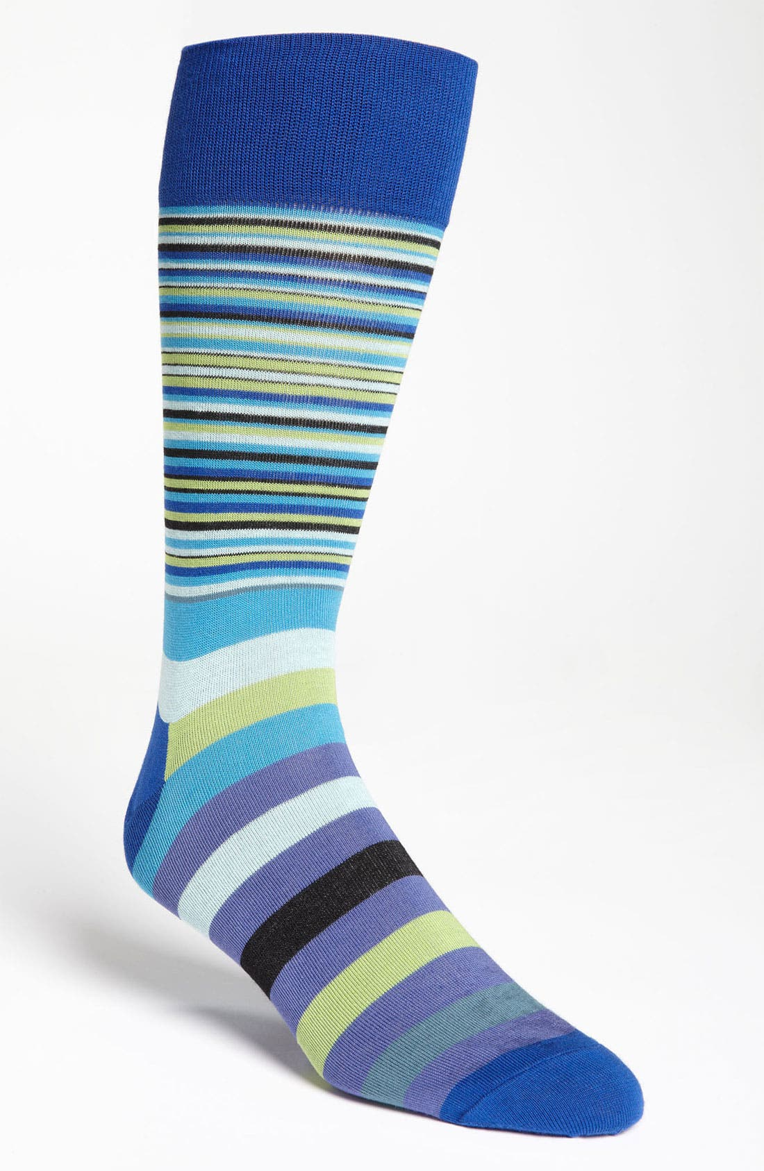 Alternate Image 1 Selected - Cole Haan 'Town Stripe' Crew Socks