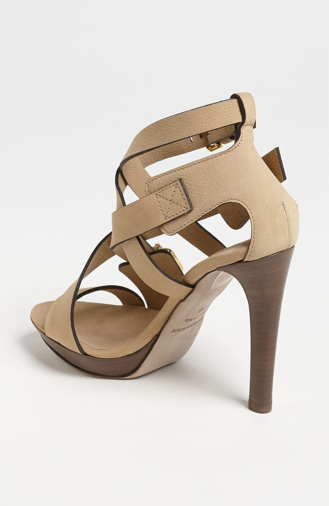 Alternate Image 2  - Burberry Buckle Detail Sandal