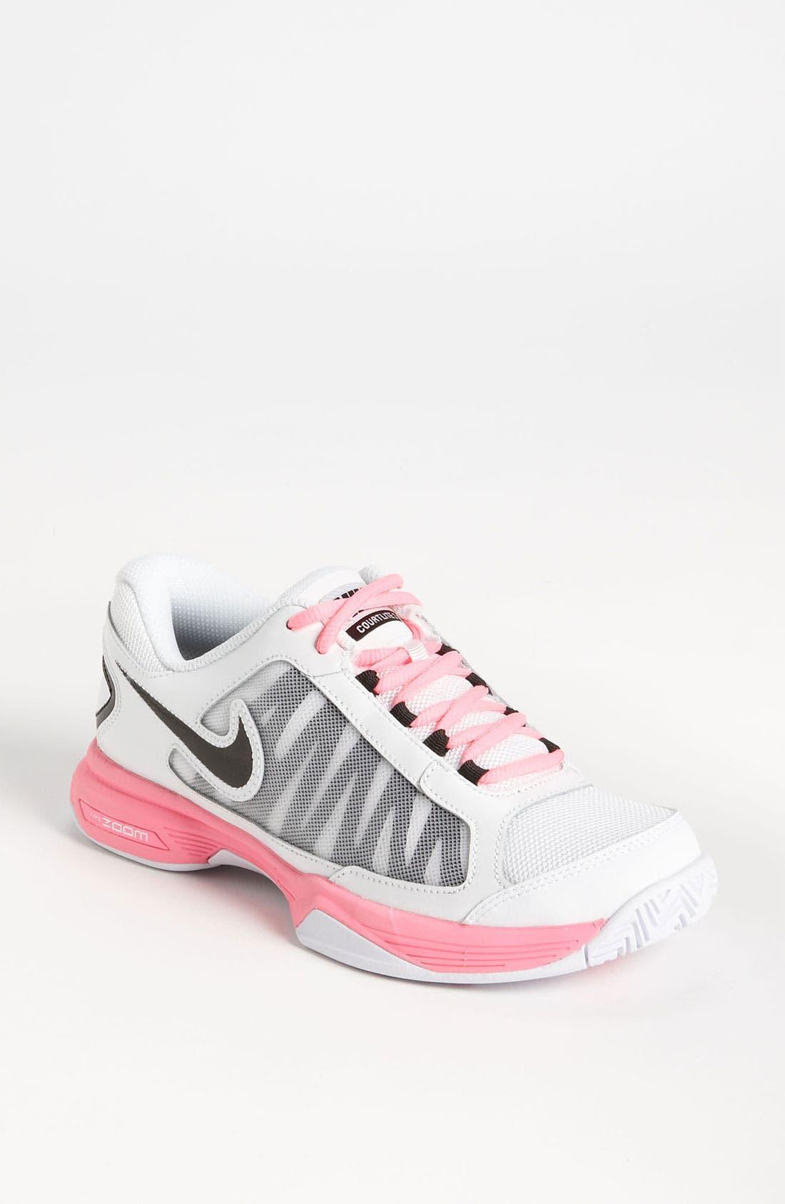 Alternate Image 1 Selected - Nike 'Zoom Courtlite 3' Tennis Shoe (Women)