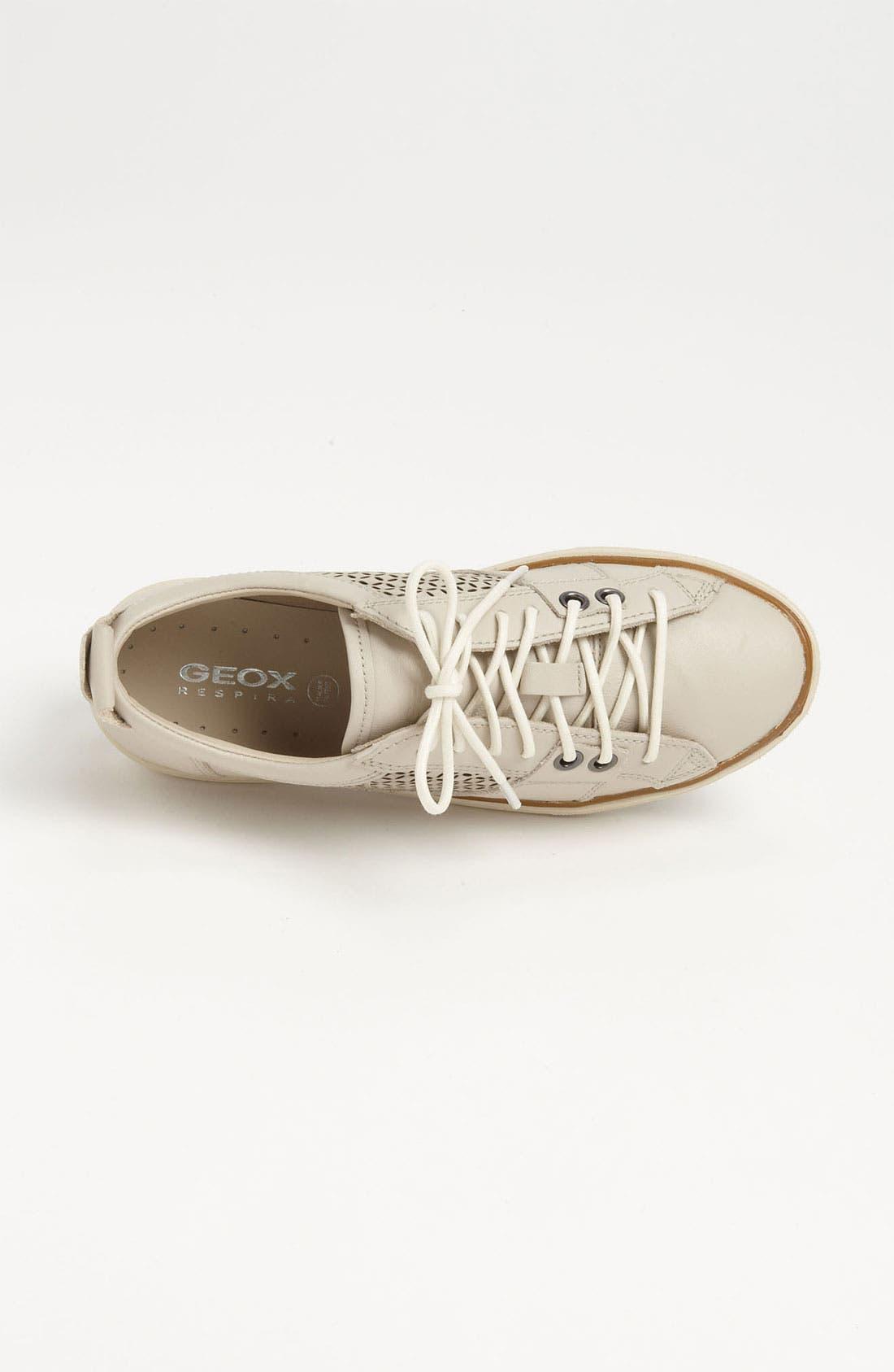 Alternate Image 3  - Geox 'Alike' Sneaker (Women) (Online Only)