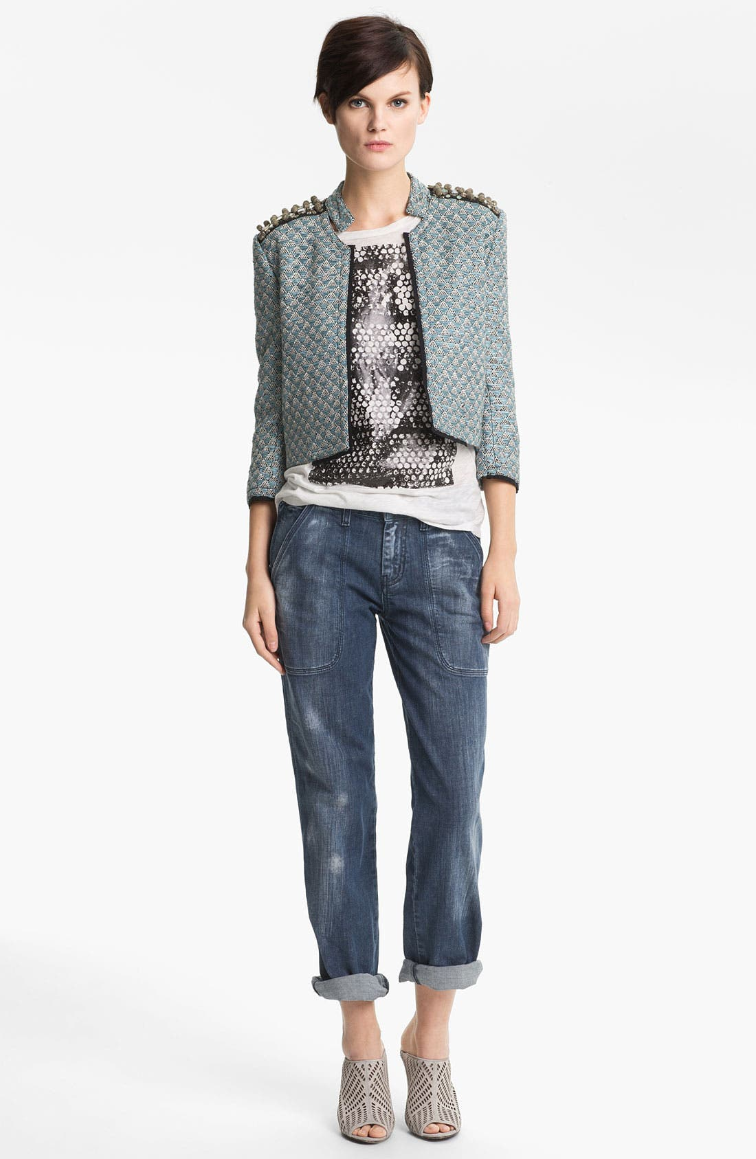 Alternate Image 3  - Kelly Wearstler 'Practitioner' Denim Pants