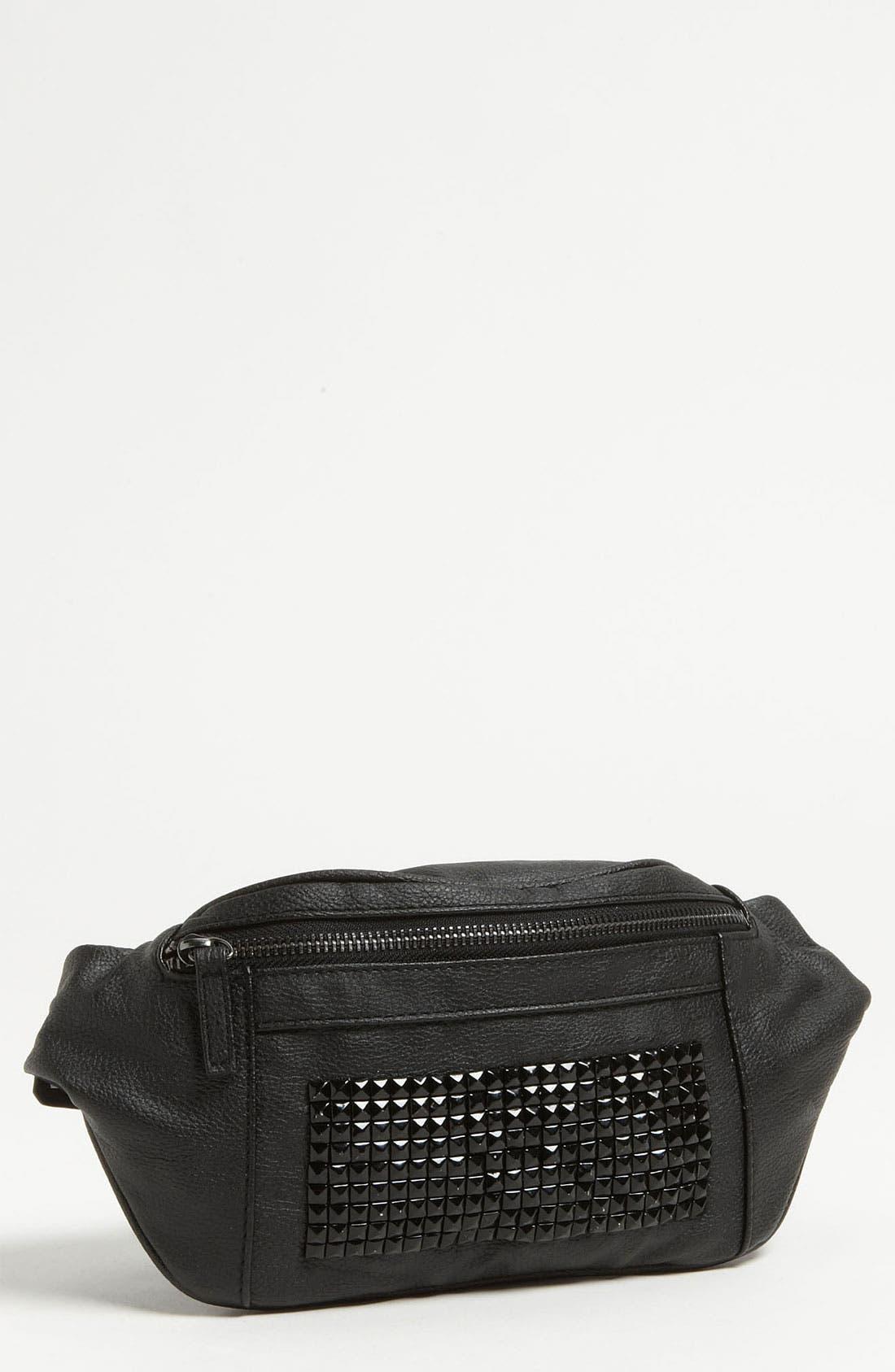 Main Image - Topshop Studded Belt Bag