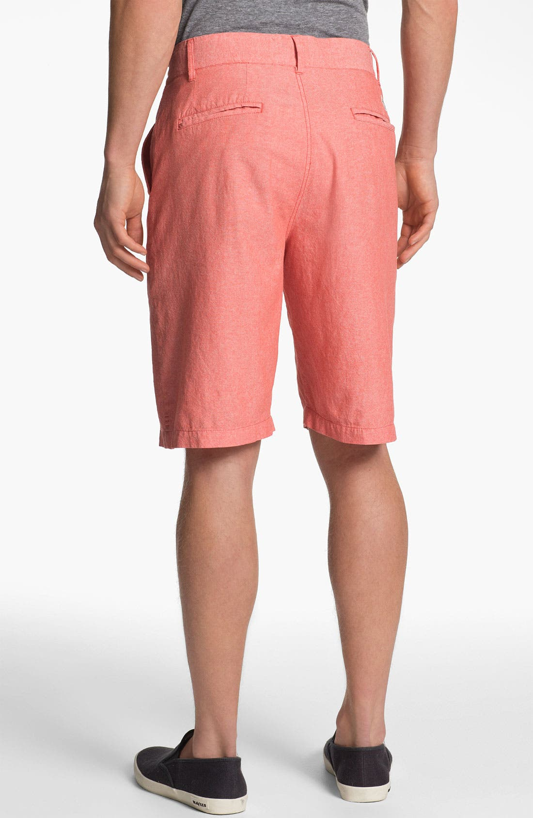 Alternate Image 2  - W.R.K 'Gibson' Flat Front Shorts