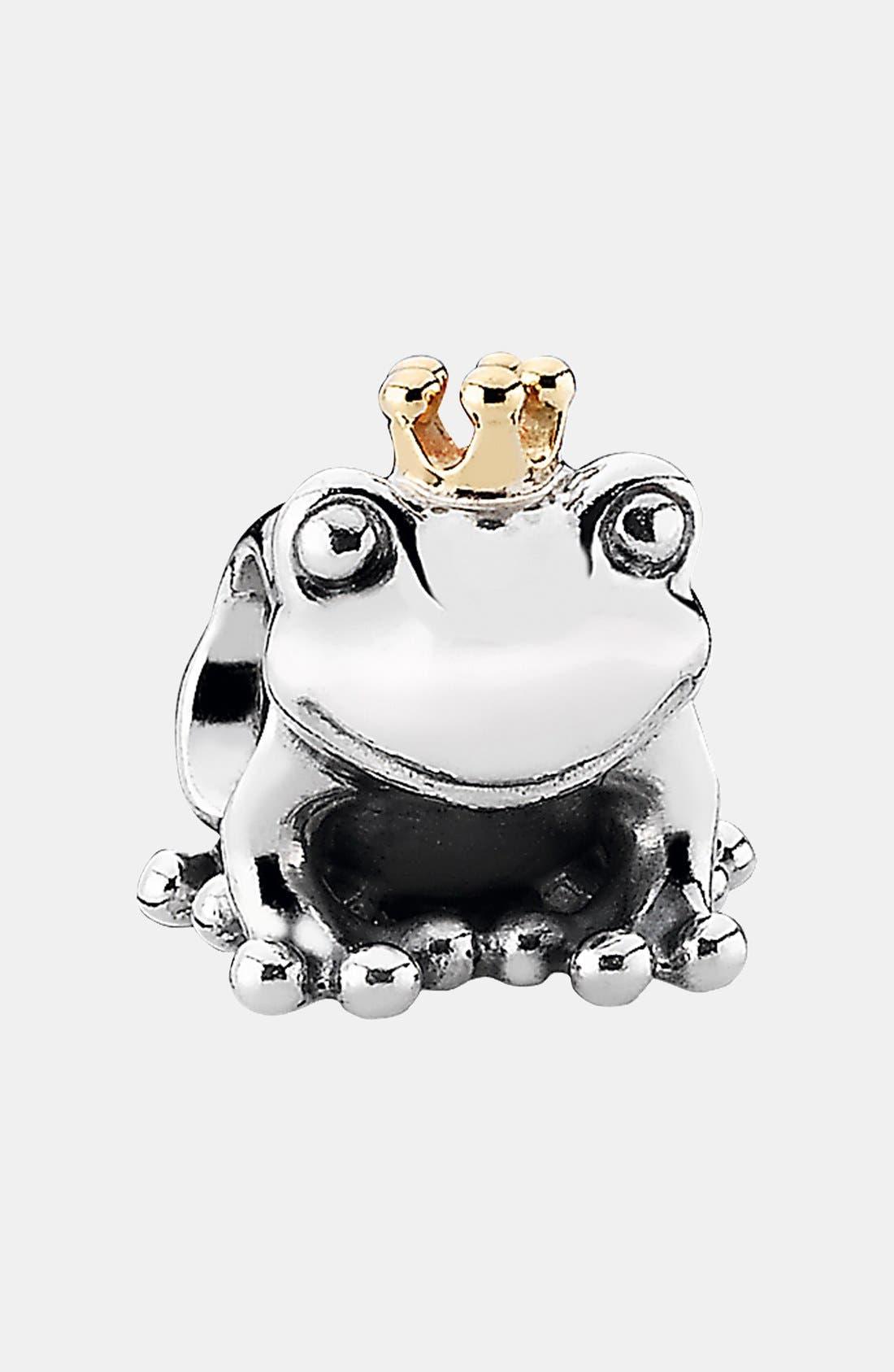 Main Image - PANDORA Frog Prince Charm