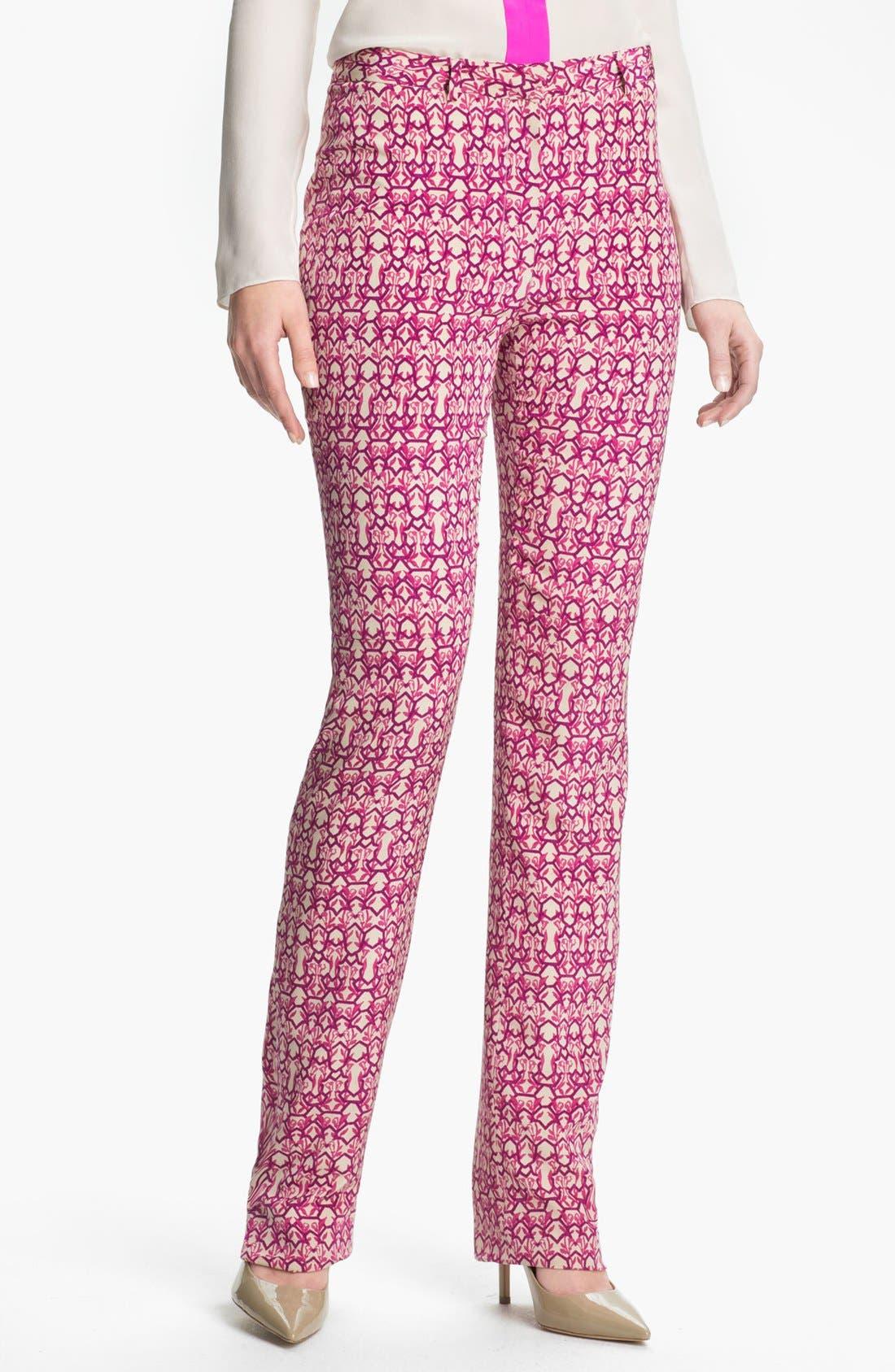 Alternate Image 1 Selected - Rachel Roy Silk Pants