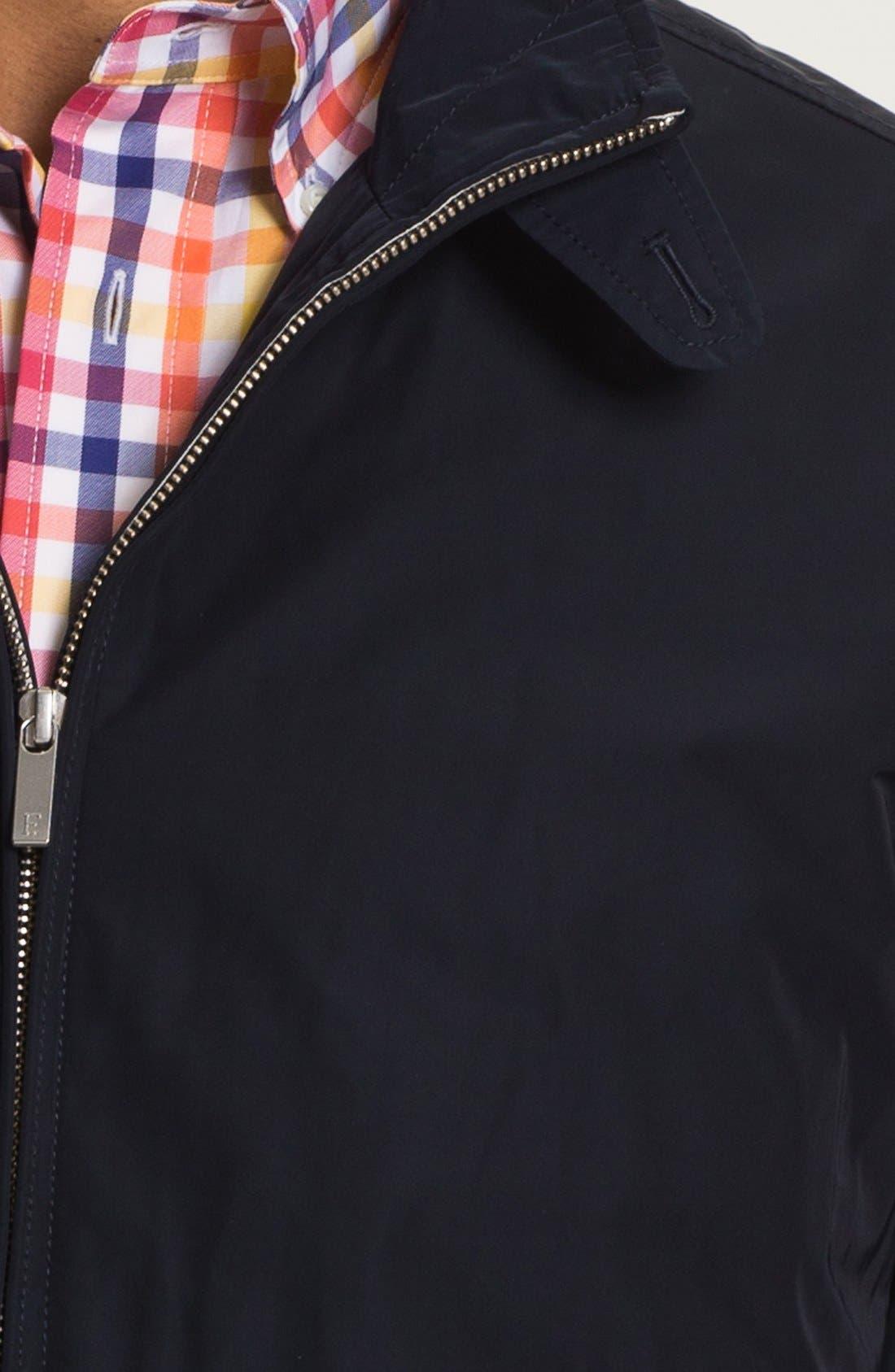 Alternate Image 3  - Façonnable Open Bottom Jacket (Big & Tall)