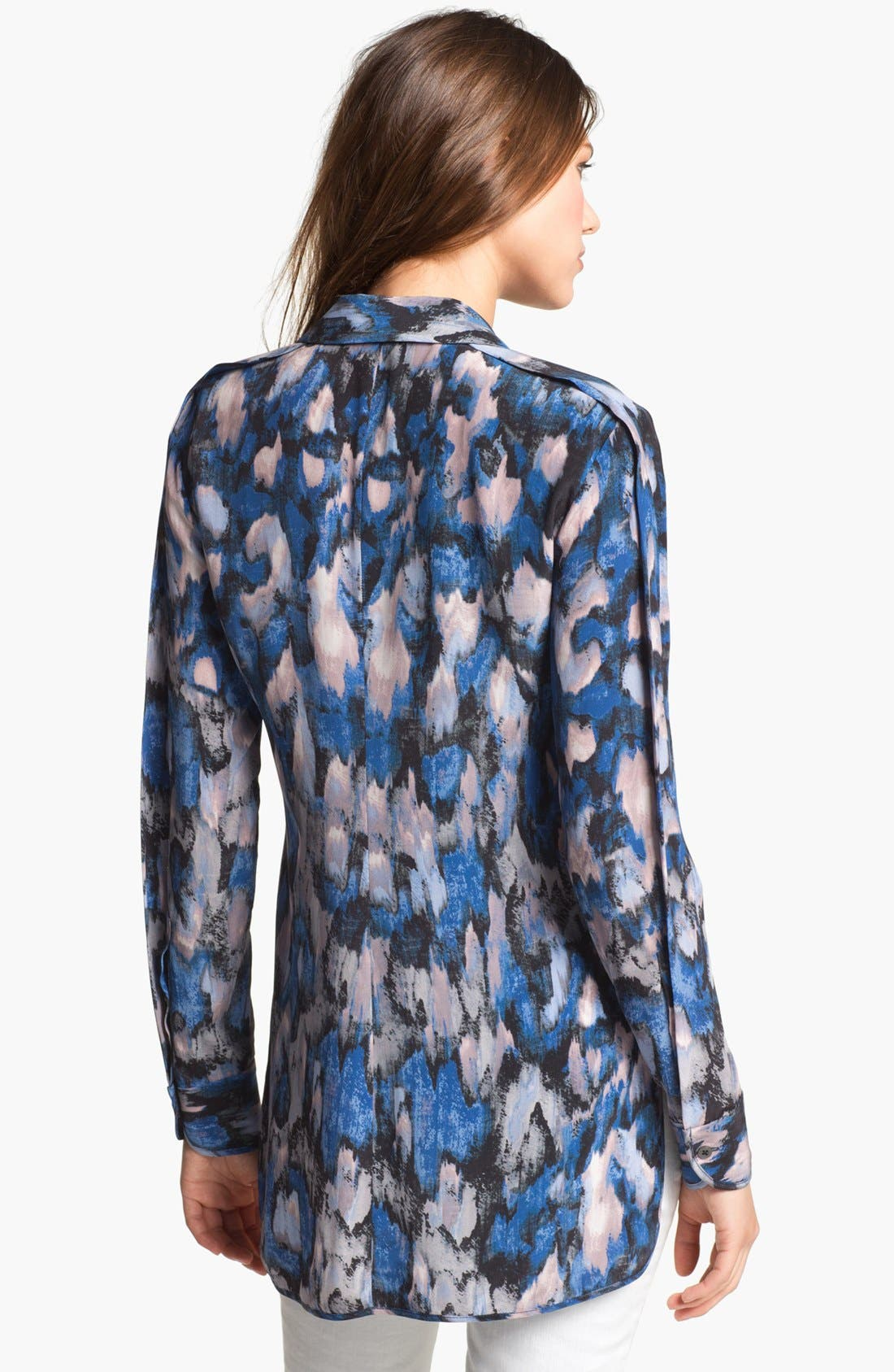 Alternate Image 2  - Rachel Roy Silk Shirt