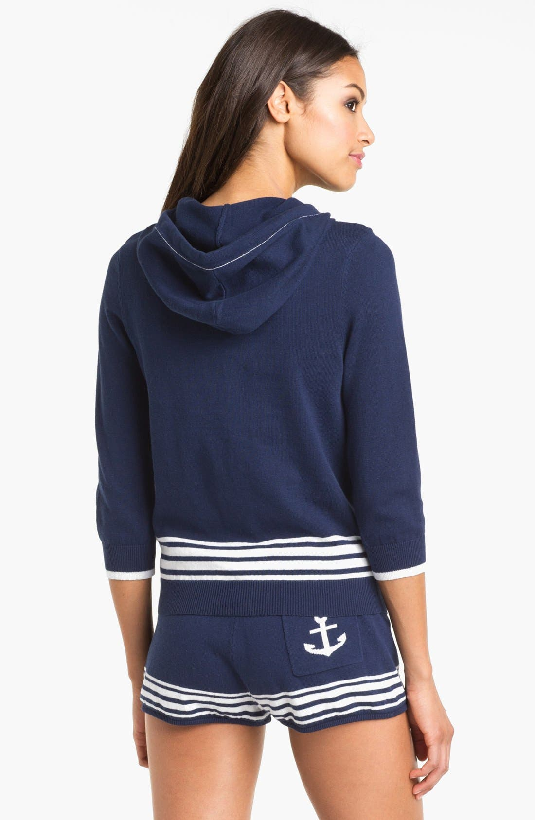 Alternate Image 2  - Sperry Top-Sider® Hooded Sweater