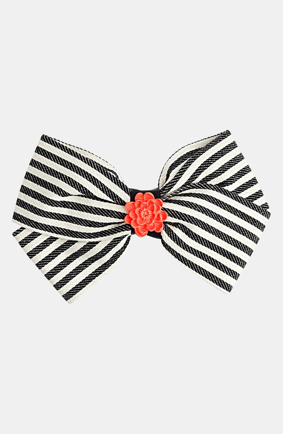 Alternate Image 1 Selected - Topshop Bow Barrette