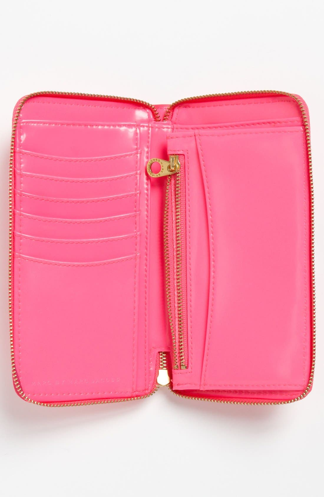 Alternate Image 2  - MARC BY MARC JACOBS 'It's Back' Zip Around Wallet