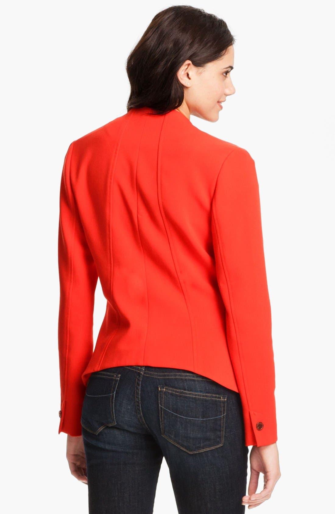 Alternate Image 2  - Trouvé Zip Pocket Blazer