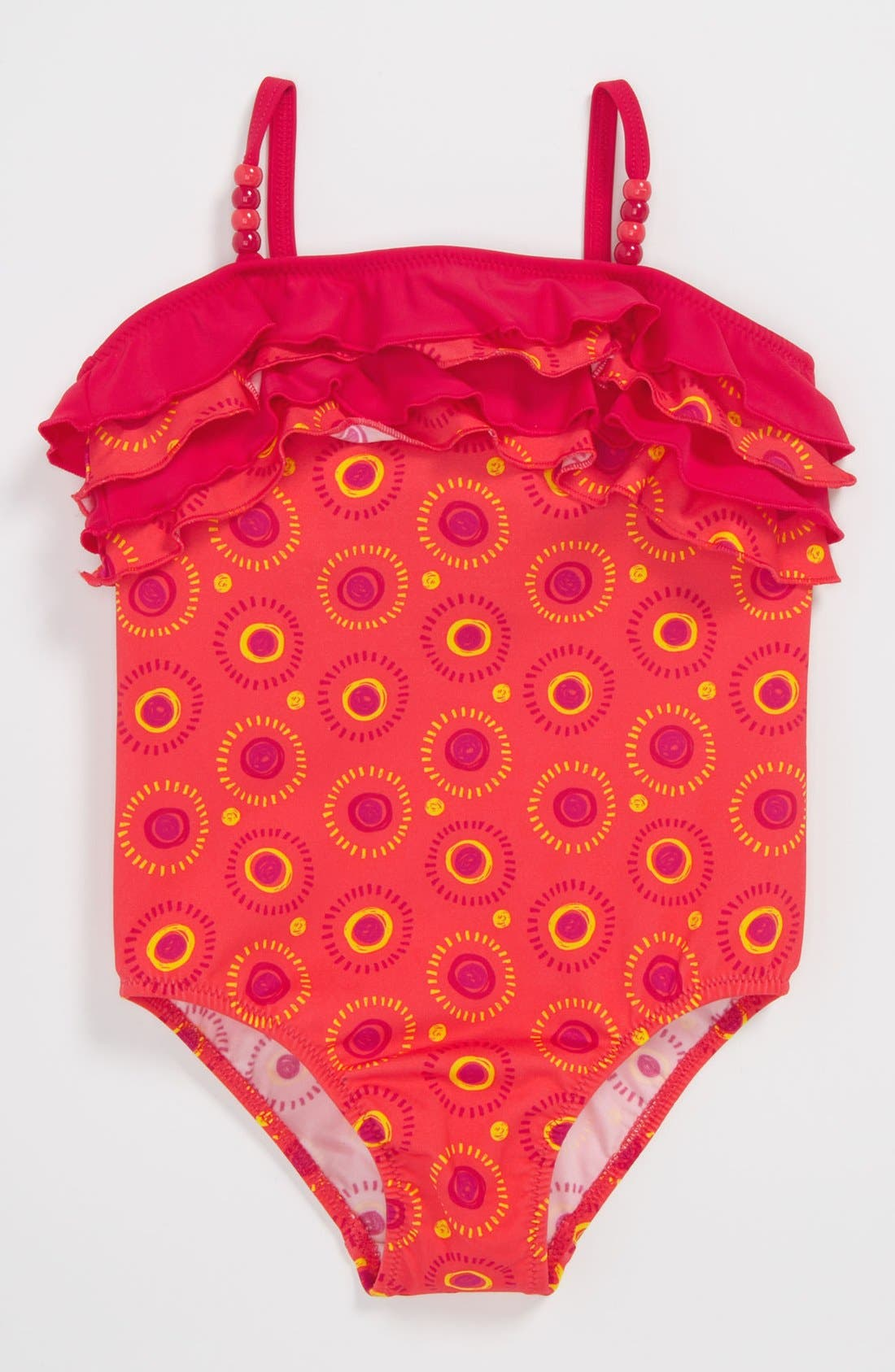 Main Image - Tea Collection One Piece Swimsuit (Little Girls & Big Girls)