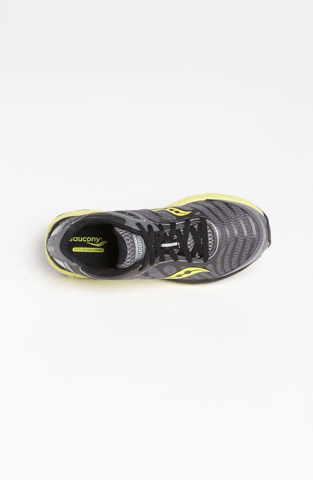 Alternate Image 3  - Saucony 'Kinvara' Athletic Shoe (Toddler, Little Kid & Big Kid)