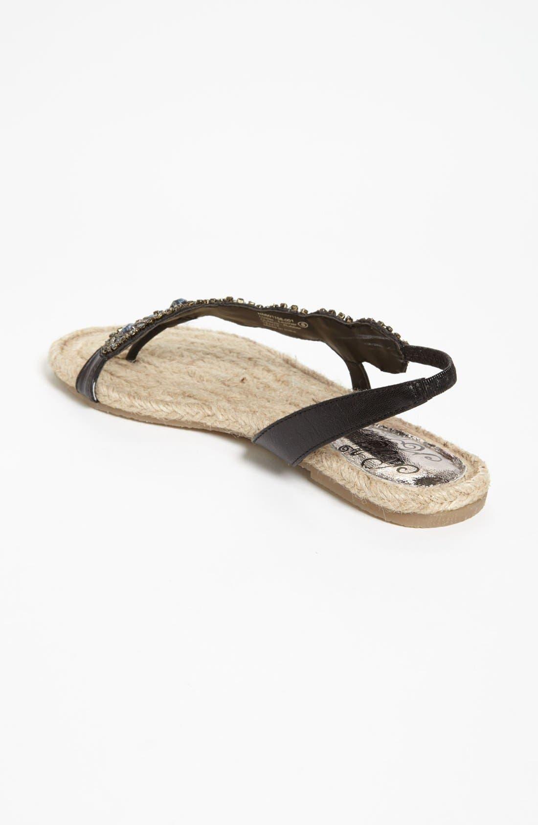 Alternate Image 2  - Naughty Monkey 'Expressed' Sandal