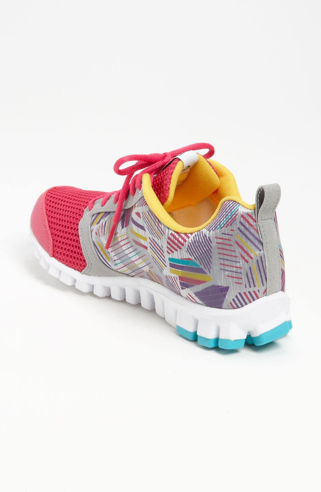 Alternate Image 2  - Reebok 'RealFlex Scream 2.0' Running Shoe (Women)