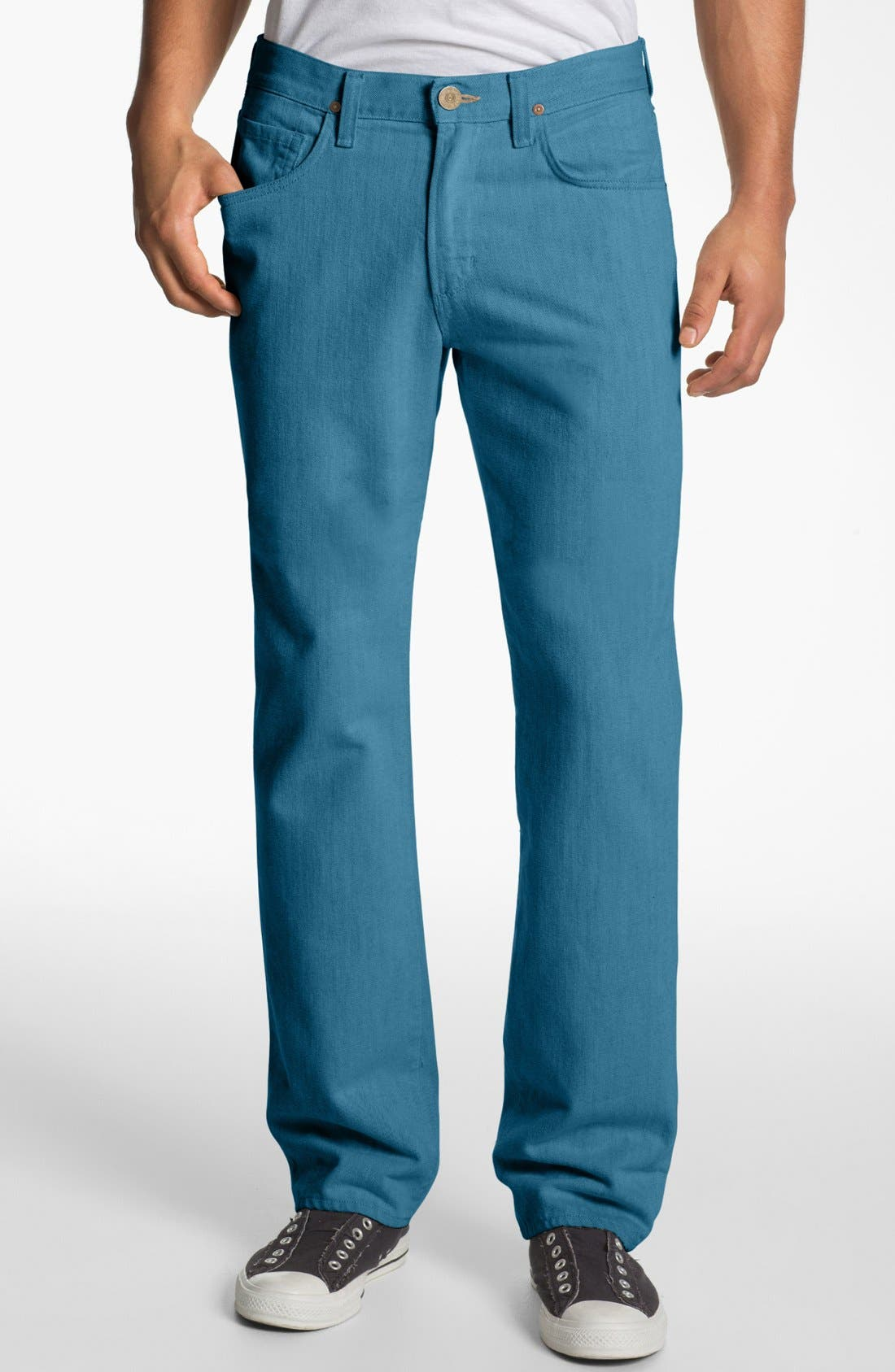 Alternate Image 1 Selected - Citizens of Humanity 'Sid' Straight Leg Jeans