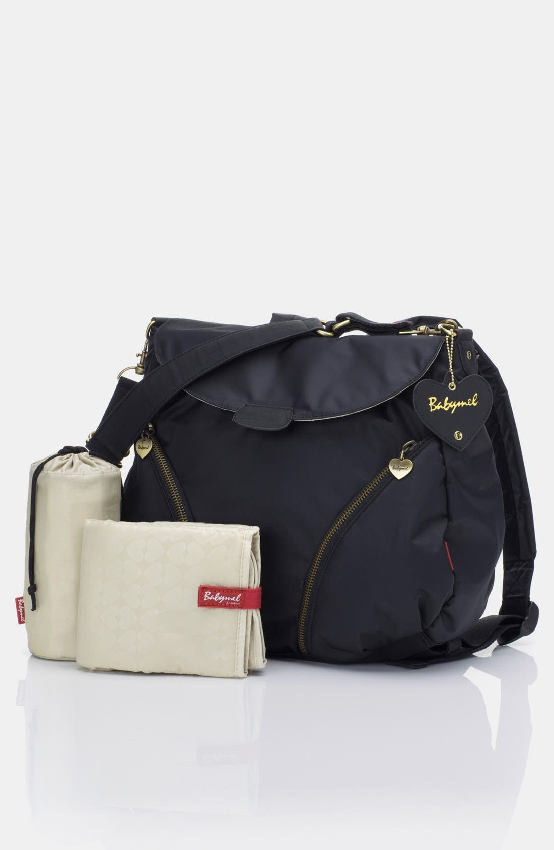 Alternate Image 2  - Babymel 'Ruby' Convertible Backpack Diaper Bag