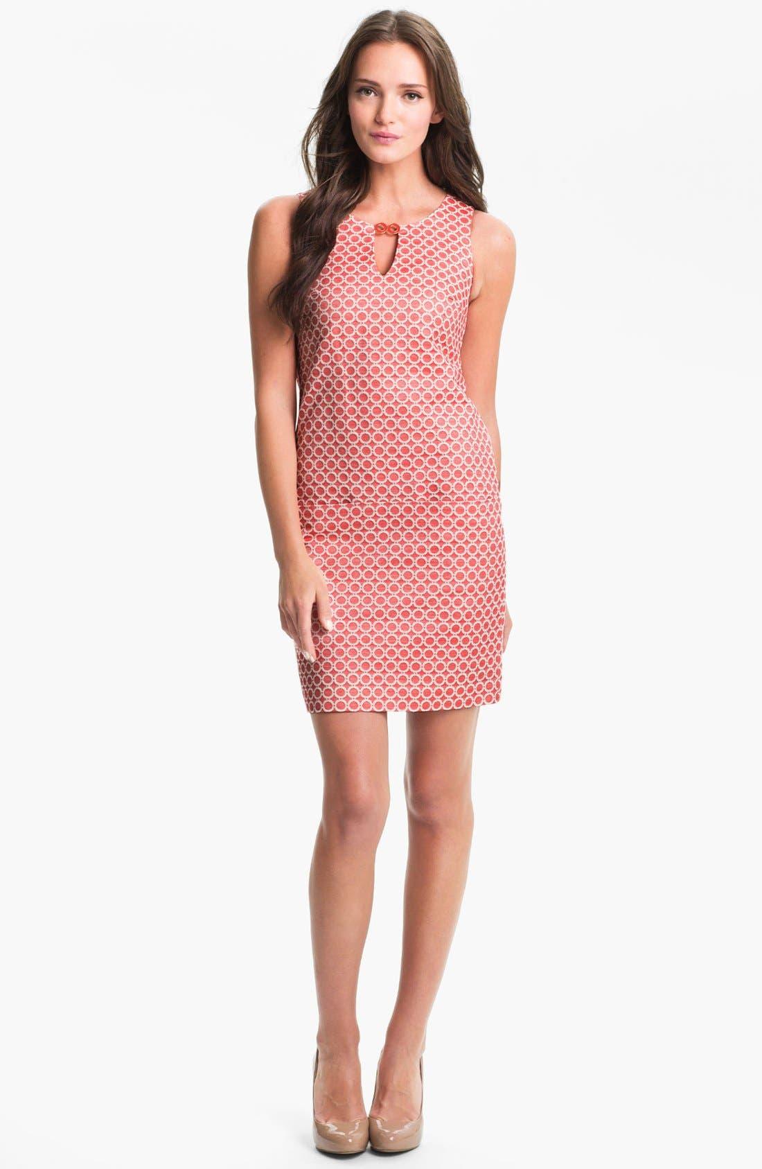 Main Image - Trina Turk 'Pro' Print Shift Dress