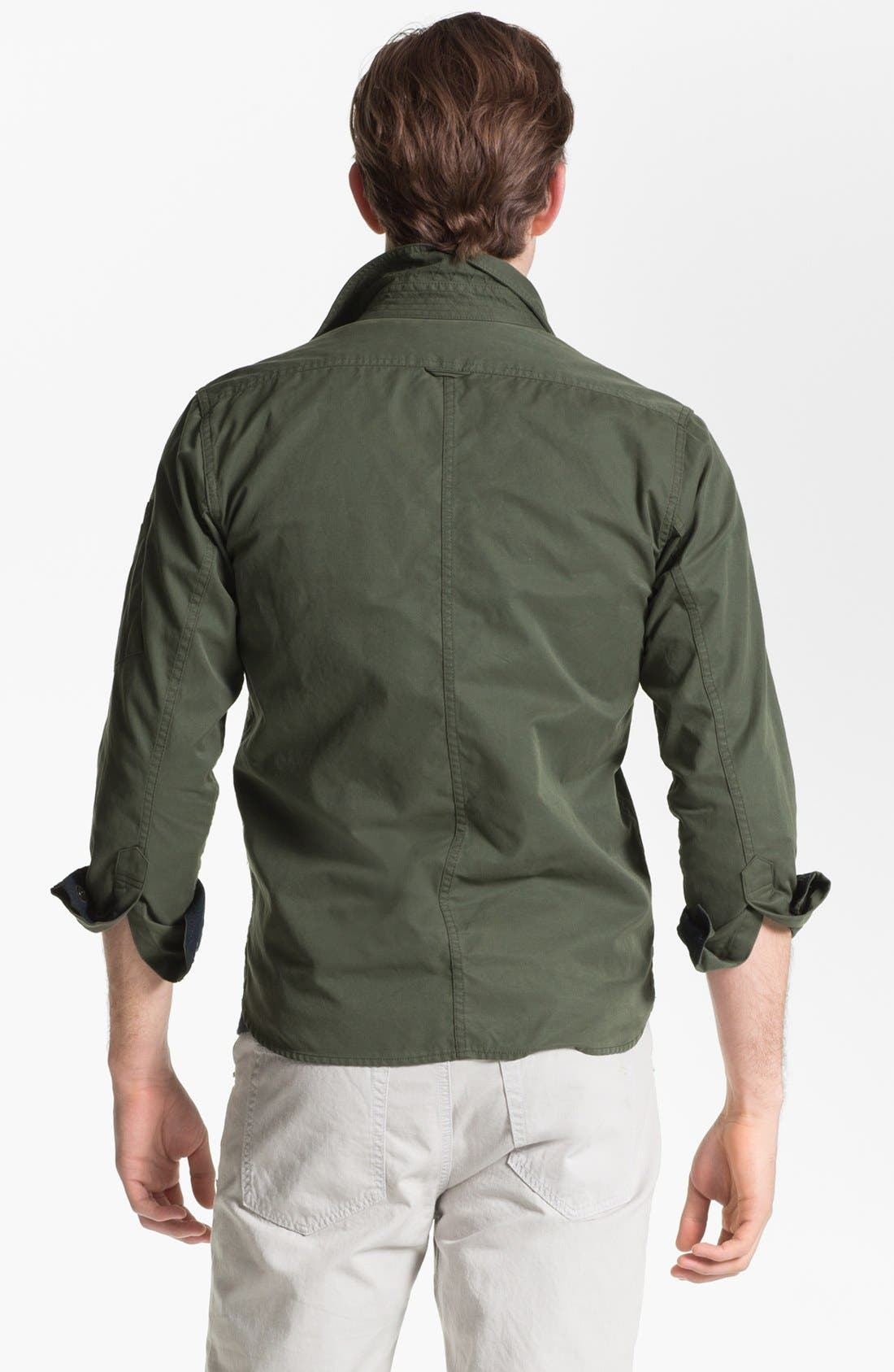 Alternate Image 2  - rag & bone 'Hendon' Lightweight Jacket