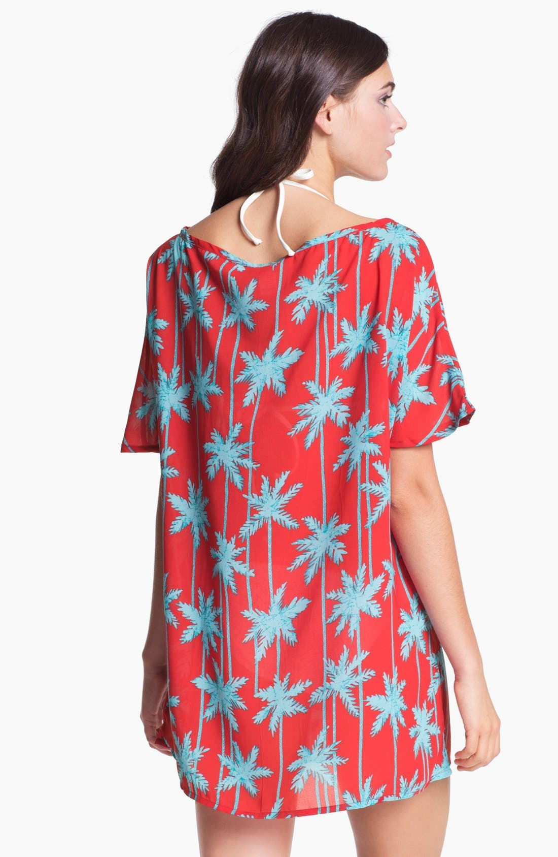 Alternate Image 2  - Freya 'South Pacific' Tunic Cover-Up