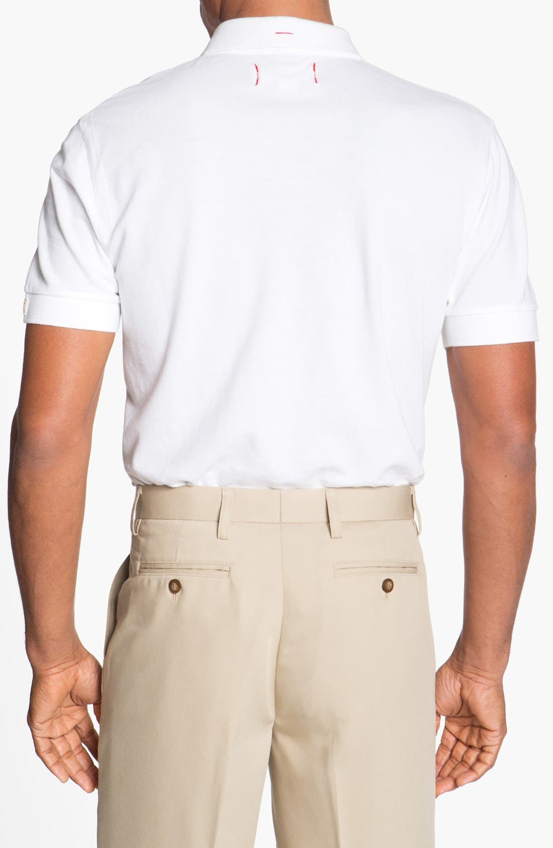 Alternate Image 2  - Cutter & Buck 'Market' Polo (Big & Tall) (Online Only)