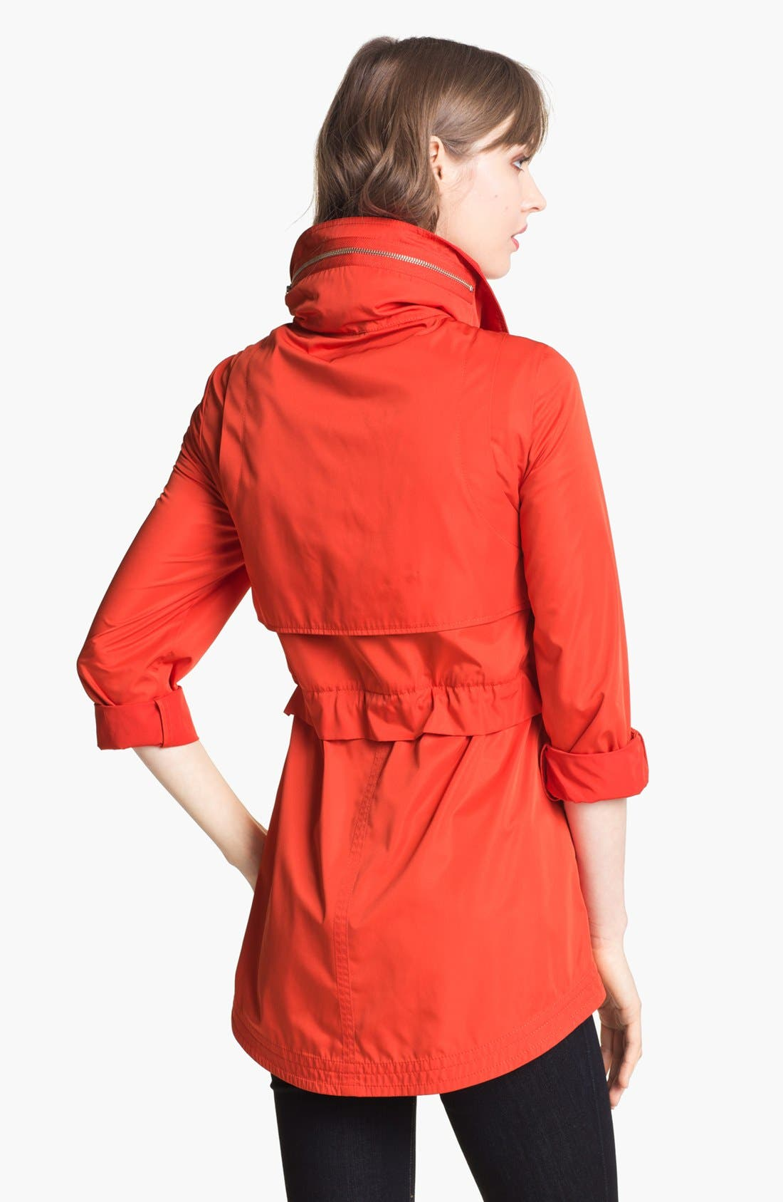 Alternate Image 2  - Coatology Hidden Hood Anorak (Online Only)