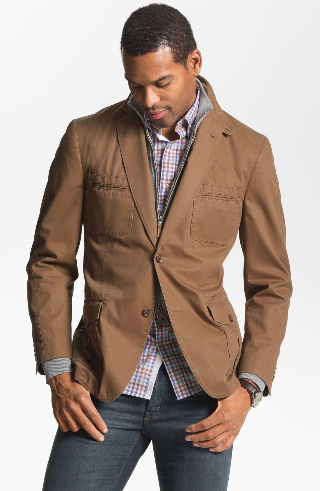 Alternate Image 1 Selected - Kroon 'Matthews' Sportcoat