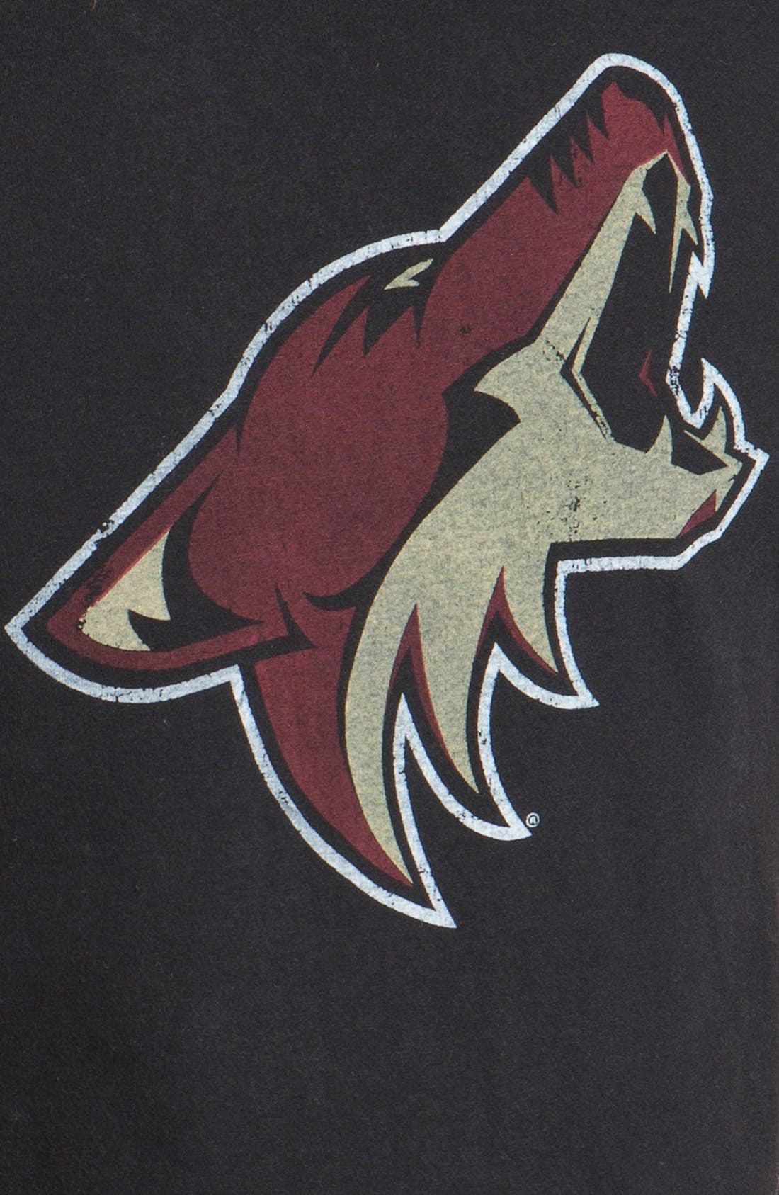 Alternate Image 3  - Red Jacket 'Coyotes - Brass Tacks' T-Shirt