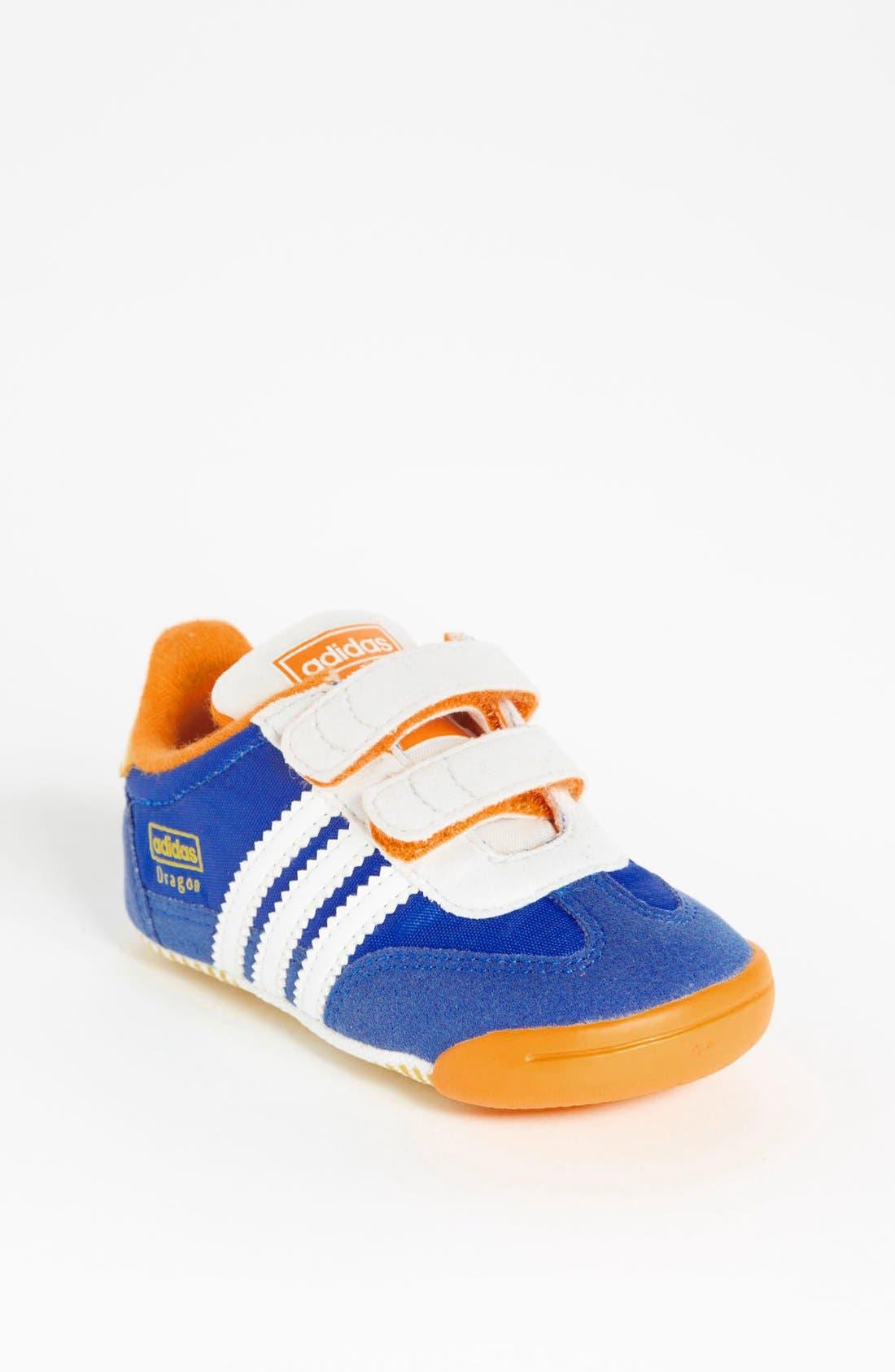 Alternate Image 1 Selected - adidas 'Learn To Walk - Dragon' Crib Sneaker (Baby)