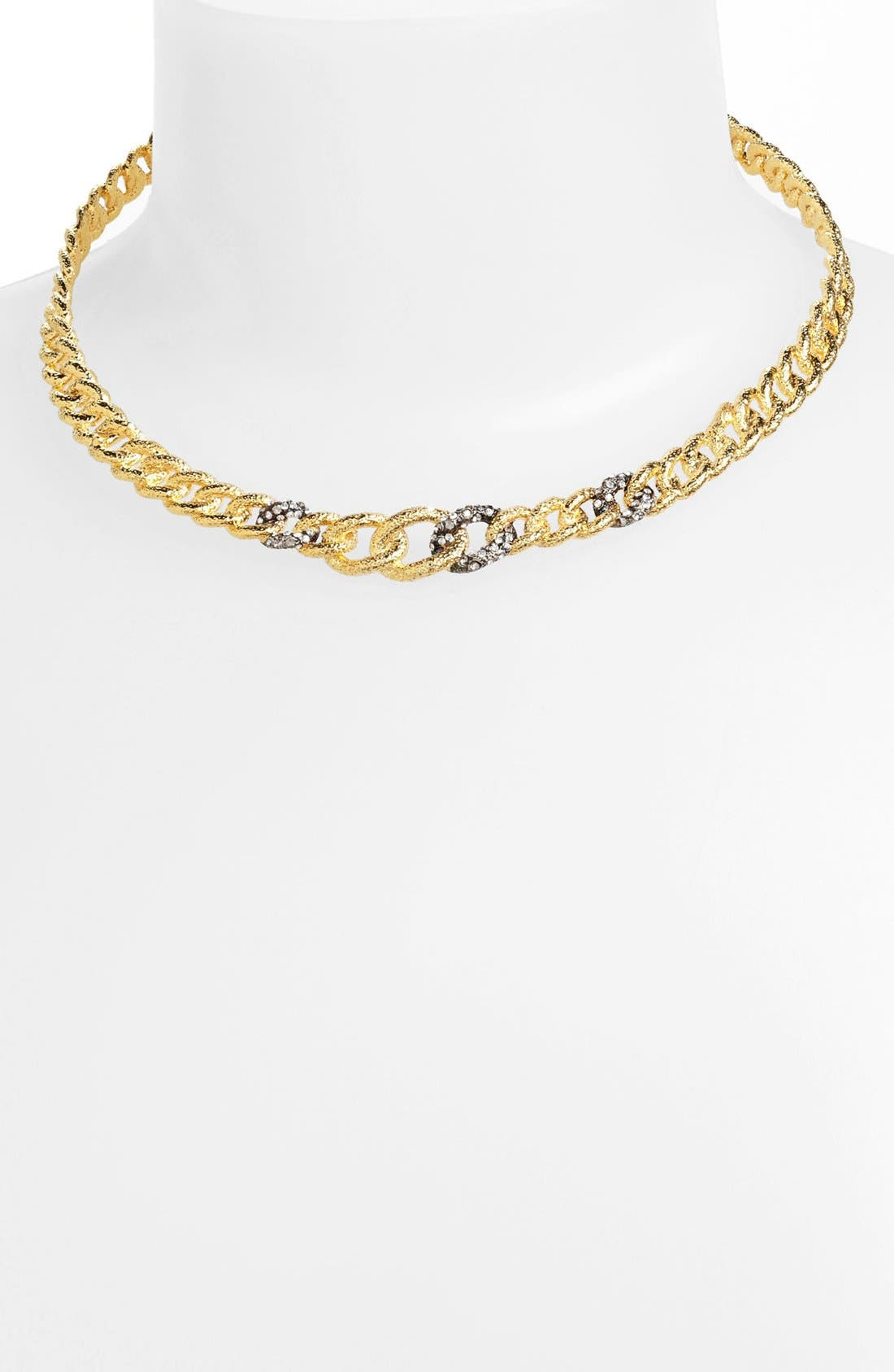 Alternate Image 1 Selected - Alexis Bittar 'Elements - Cordova' Link Collar Necklace
