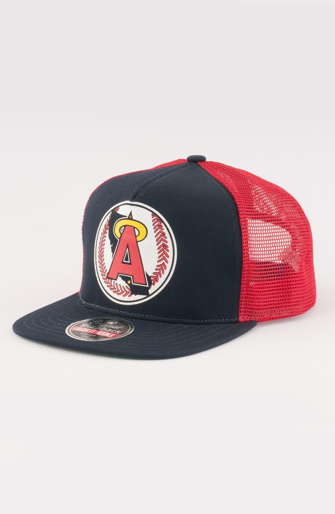 Main Image - American Needle 'Los Angeles Angels of Anaheim - Gatekeeper' Baseball Cap