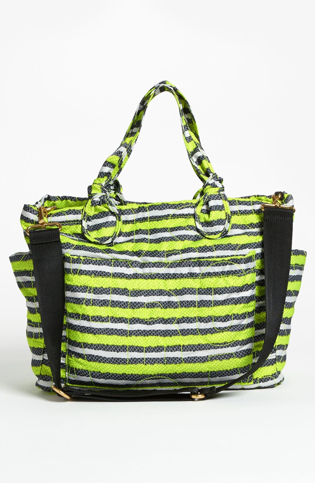 Alternate Image 4  - MARC BY MARC JACOBS 'Pretty Nylon Eliz-A-Baby - Anemone' Diaper Bag