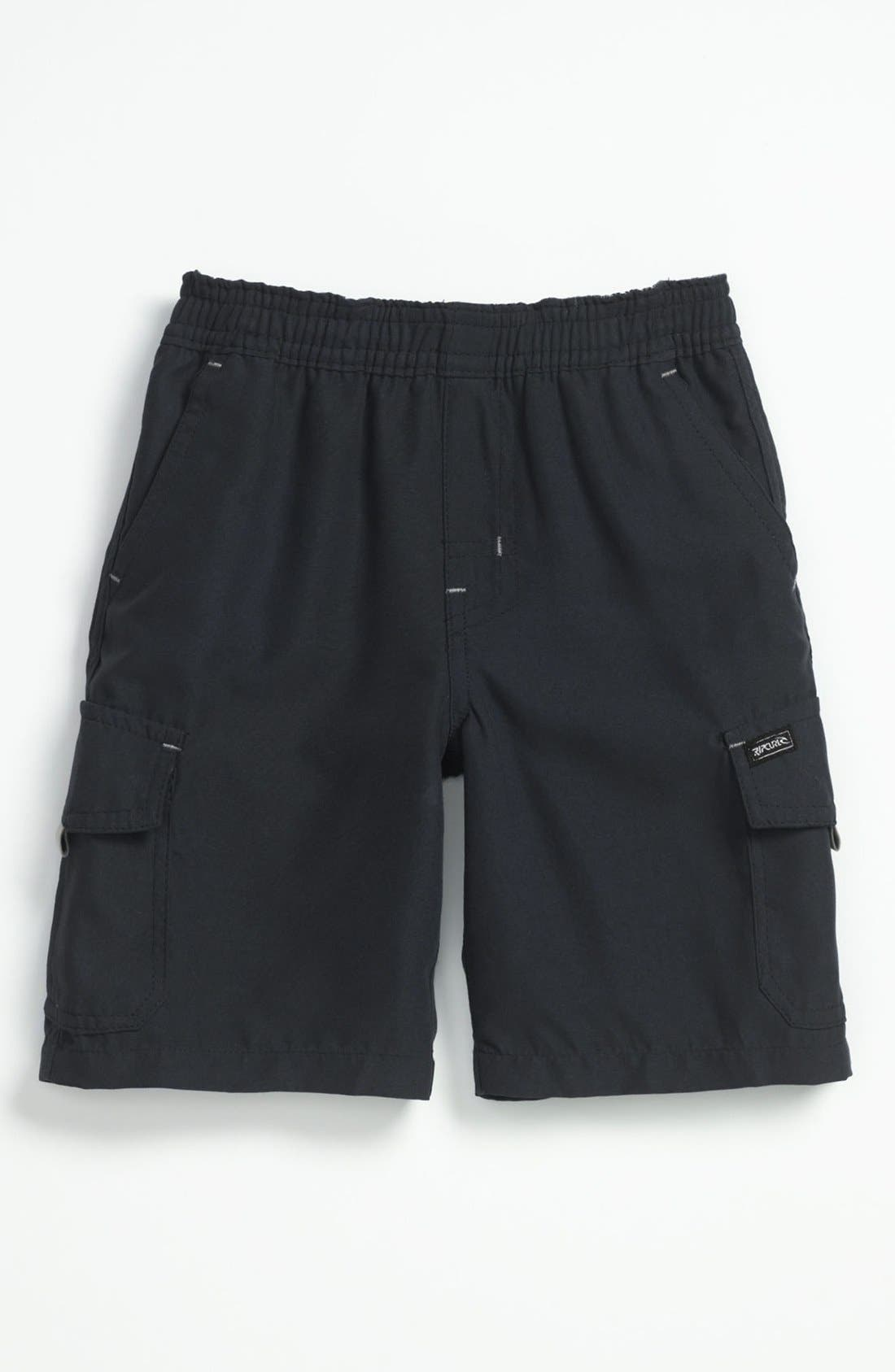 Main Image - Rip Curl 'Higgins' Shorts (Toddler)